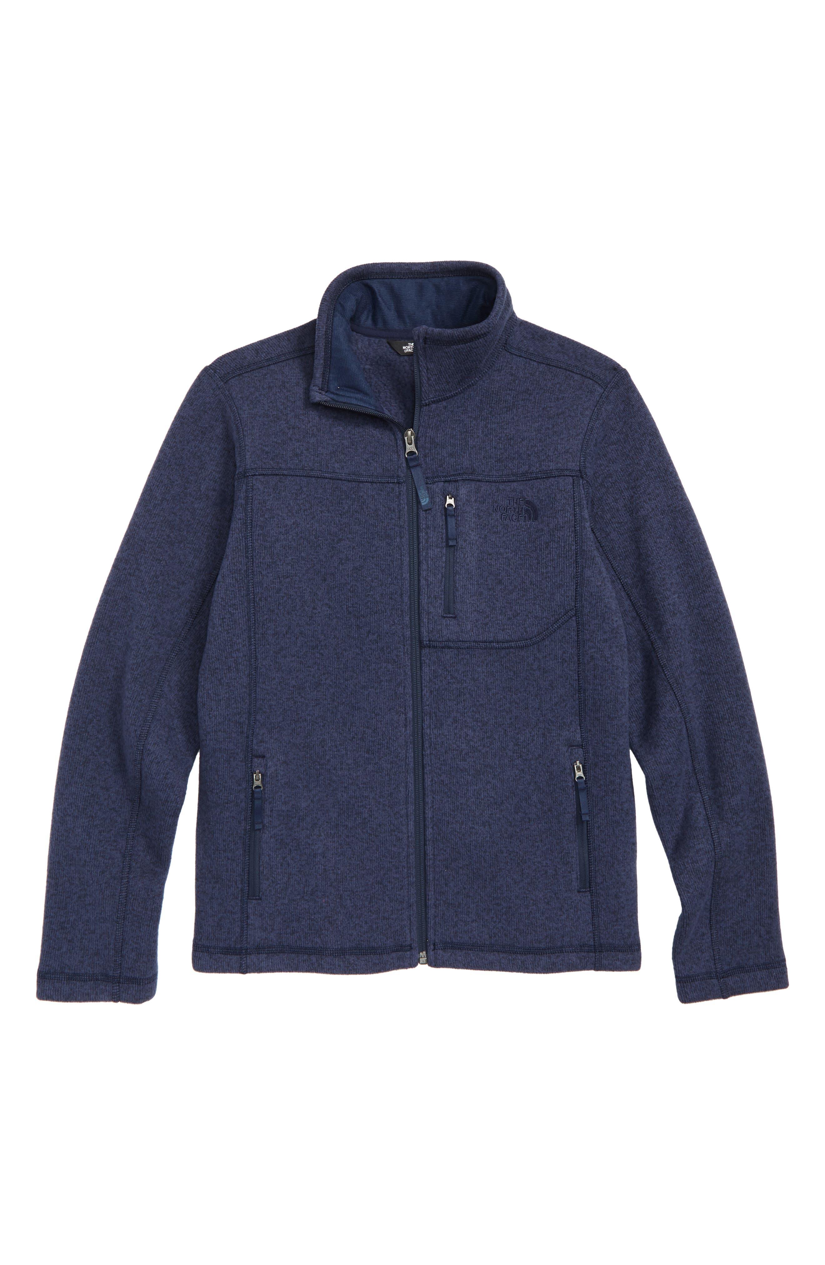 Gordon Lyons Sweater Fleece Zip Jacket,                             Main thumbnail 8, color,