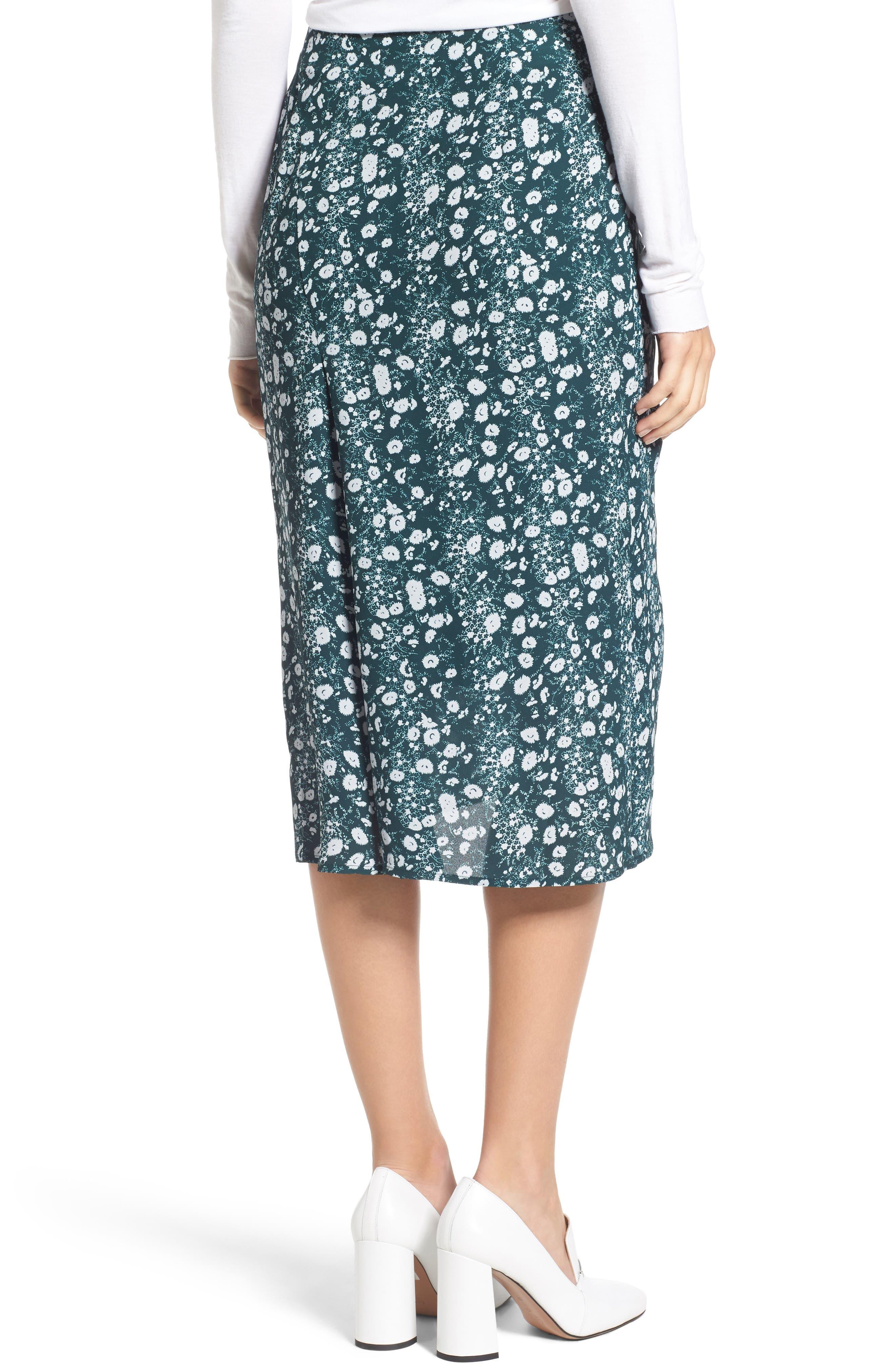 Print Skirt,                             Alternate thumbnail 2, color,                             301