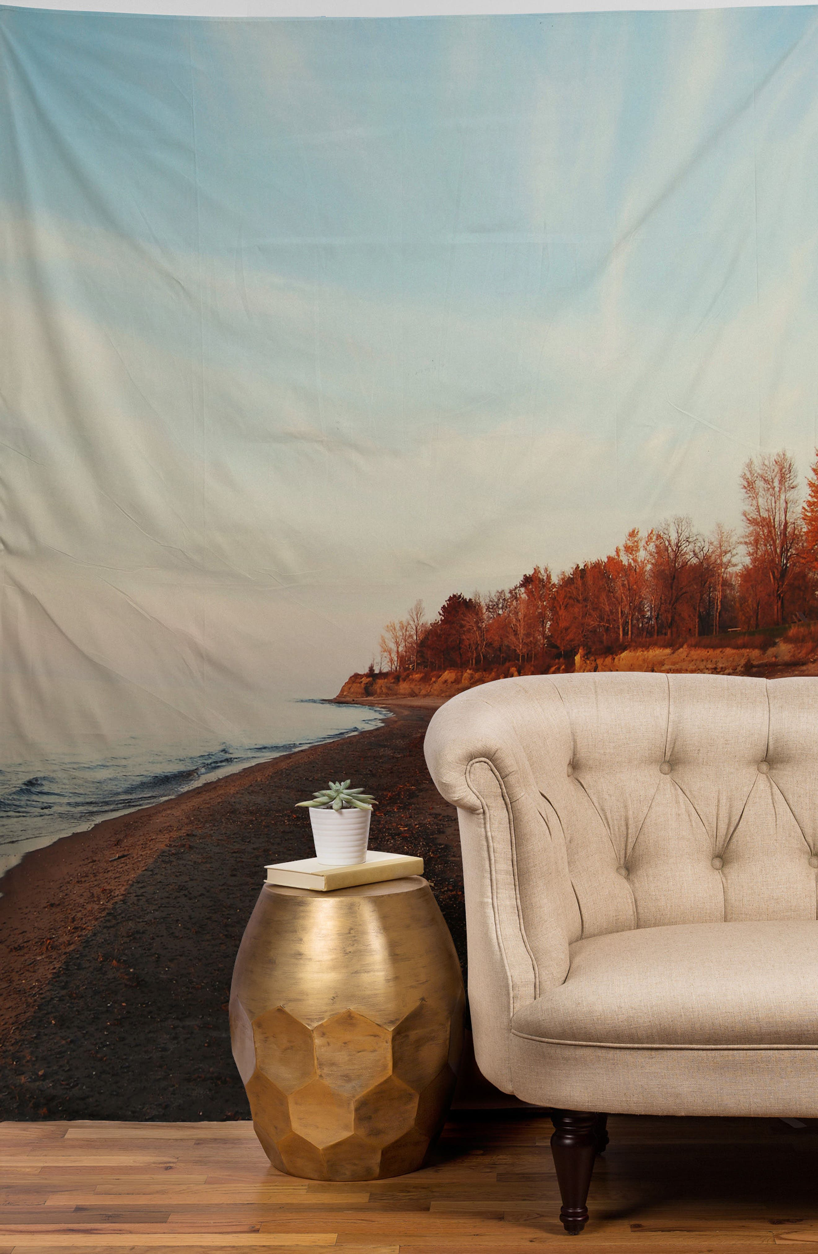 Autumn Day Tapestry,                             Alternate thumbnail 2, color,