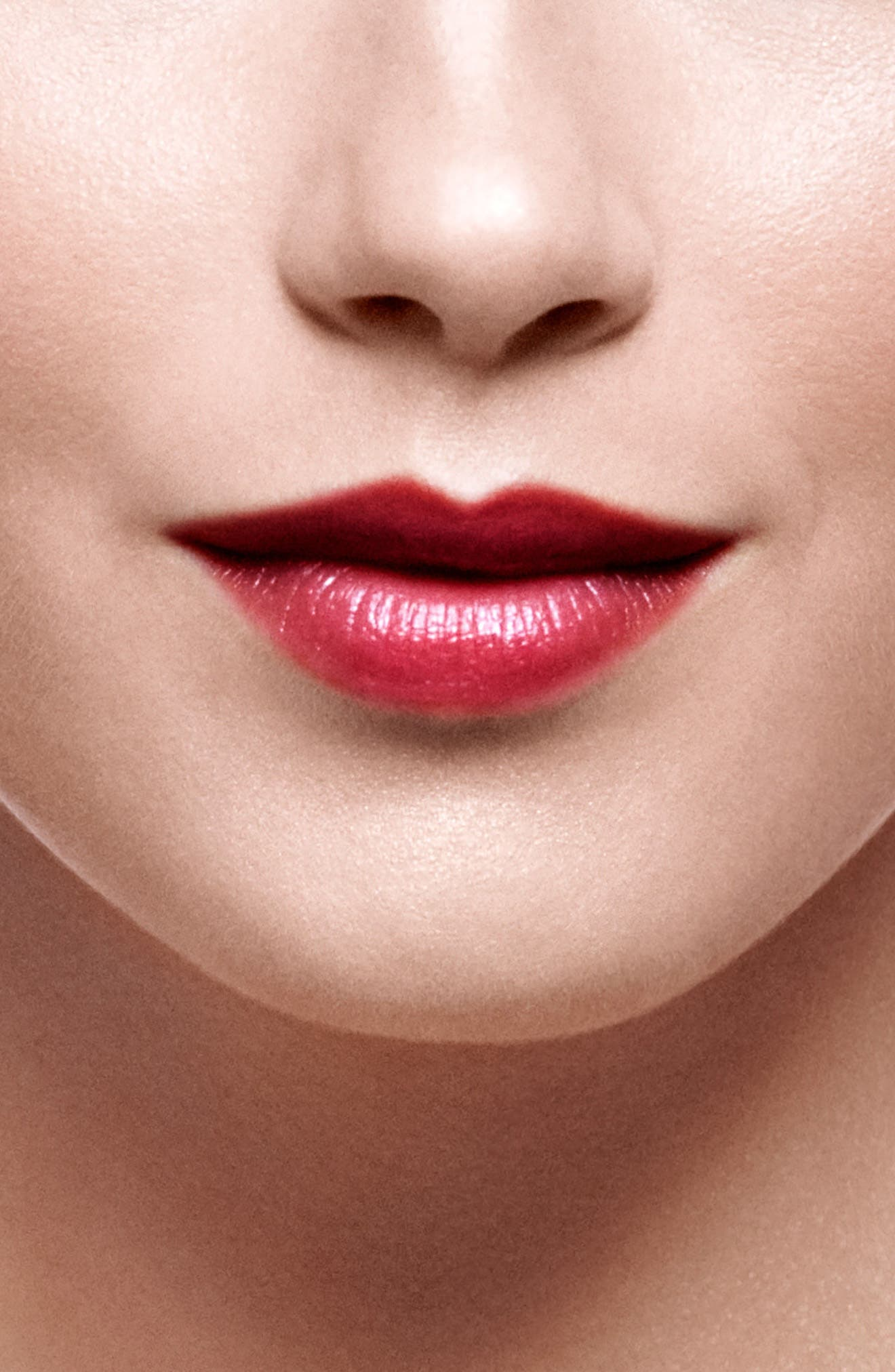 Radiant Liquid Rouge Lip Lacquer,                             Alternate thumbnail 3, color,                             18 RUBY RED