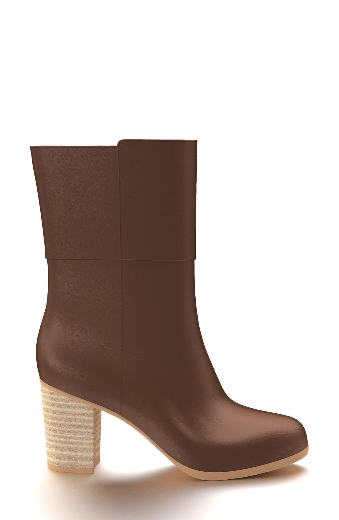 Block Heel Boot,                             Alternate thumbnail 20, color,