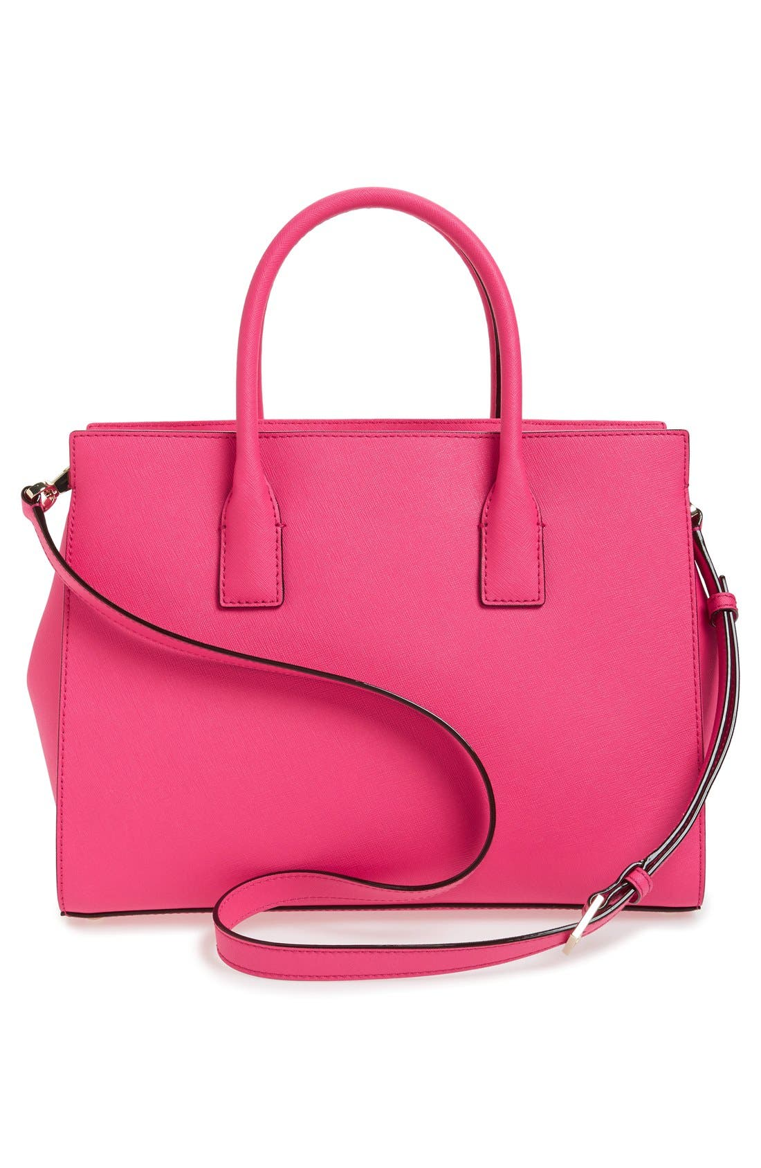 cameron street - candace leather satchel,                             Alternate thumbnail 119, color,