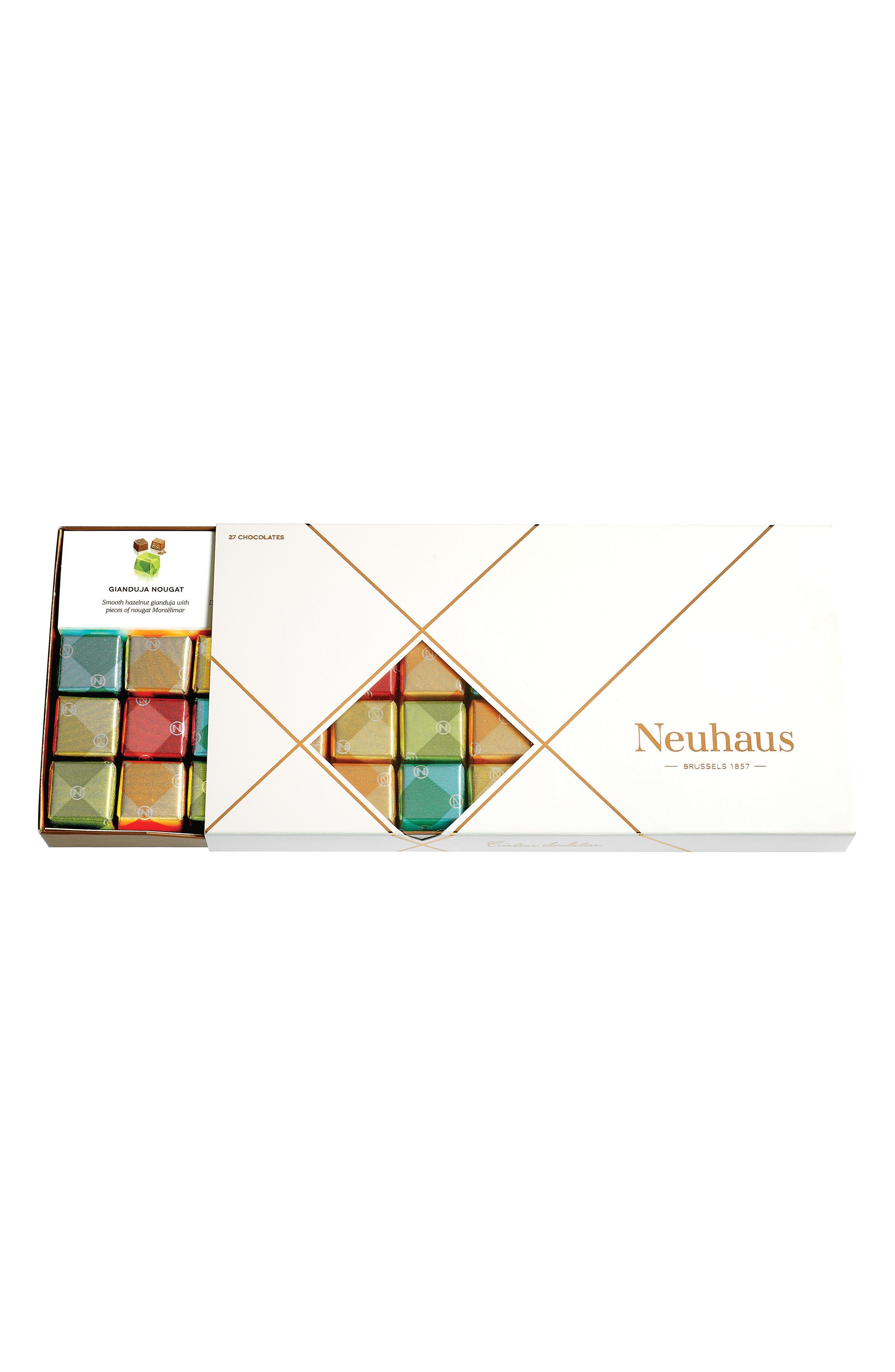 27-Piece BonBon Gift Set,                         Main,                         color, WHITE