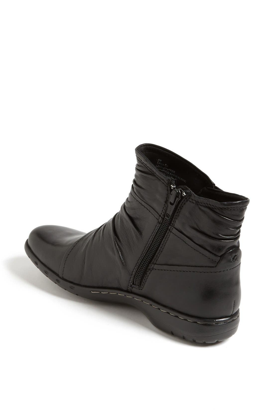'Pandora' Boot,                             Alternate thumbnail 2, color,                             BLACK