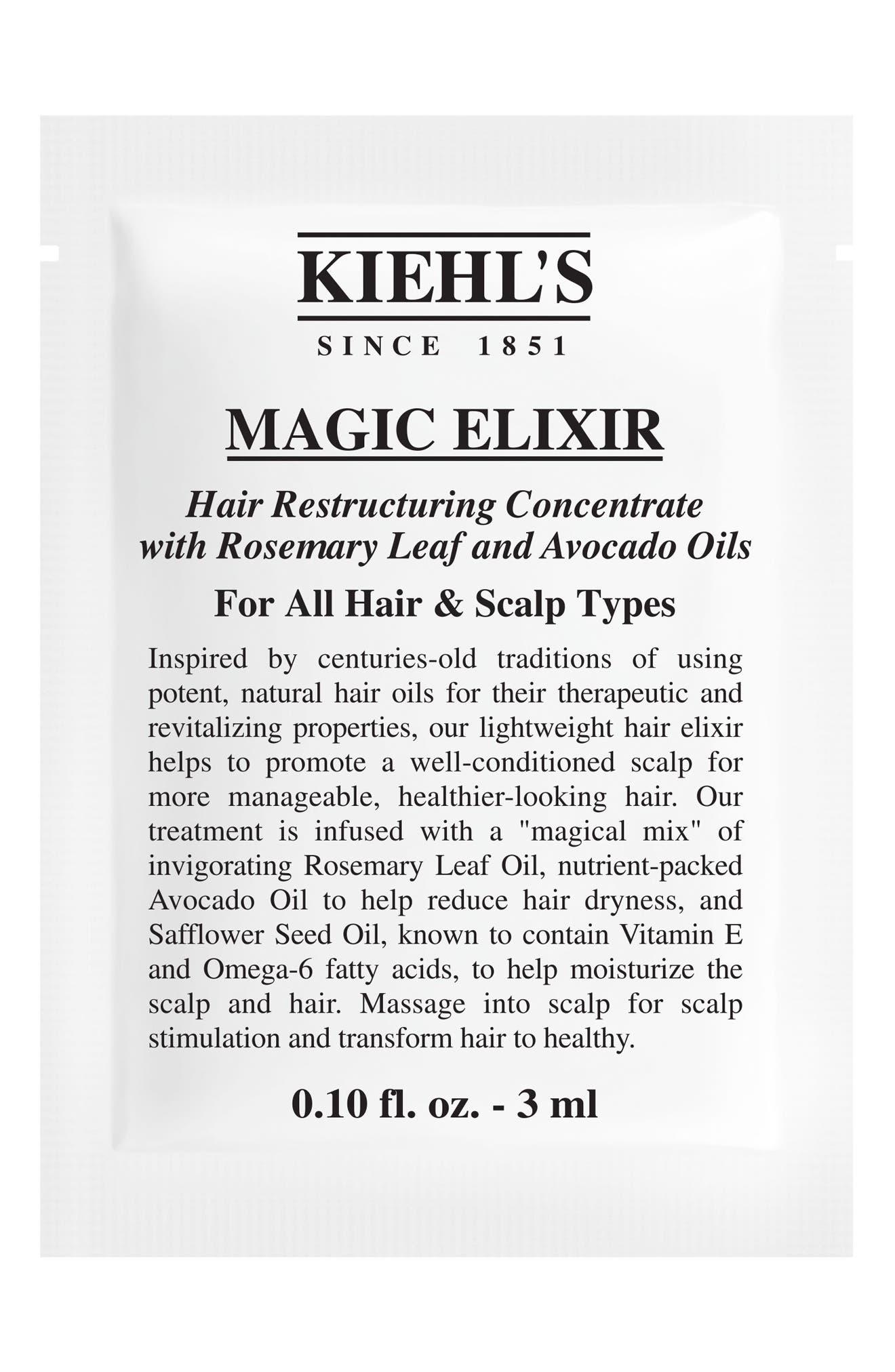 'Magic Elixir' Hair Restructuring Concentrate,                             Alternate thumbnail 2, color,                             NO COLOR