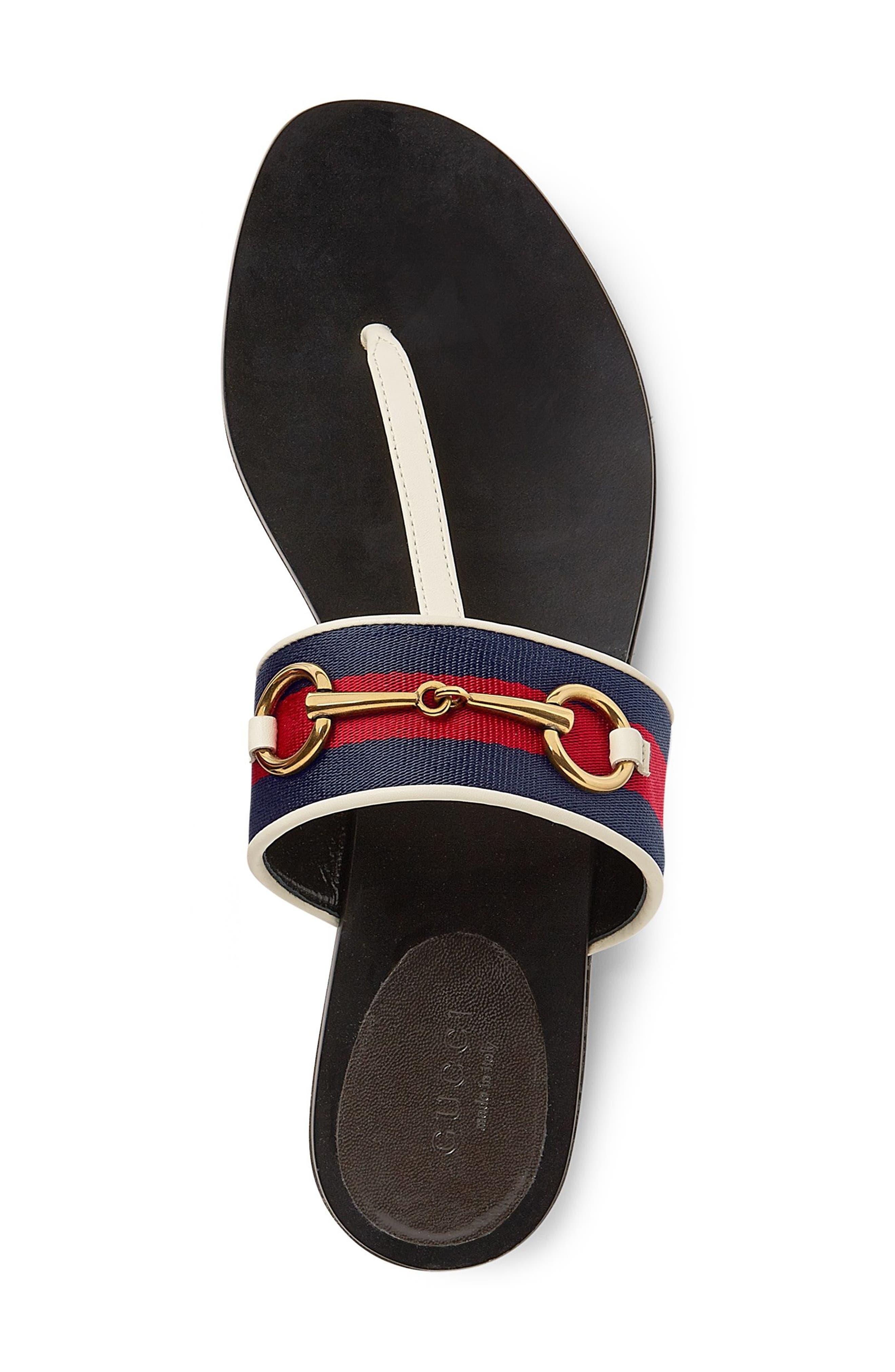 Querelle Sandal,                             Alternate thumbnail 3, color,                             100