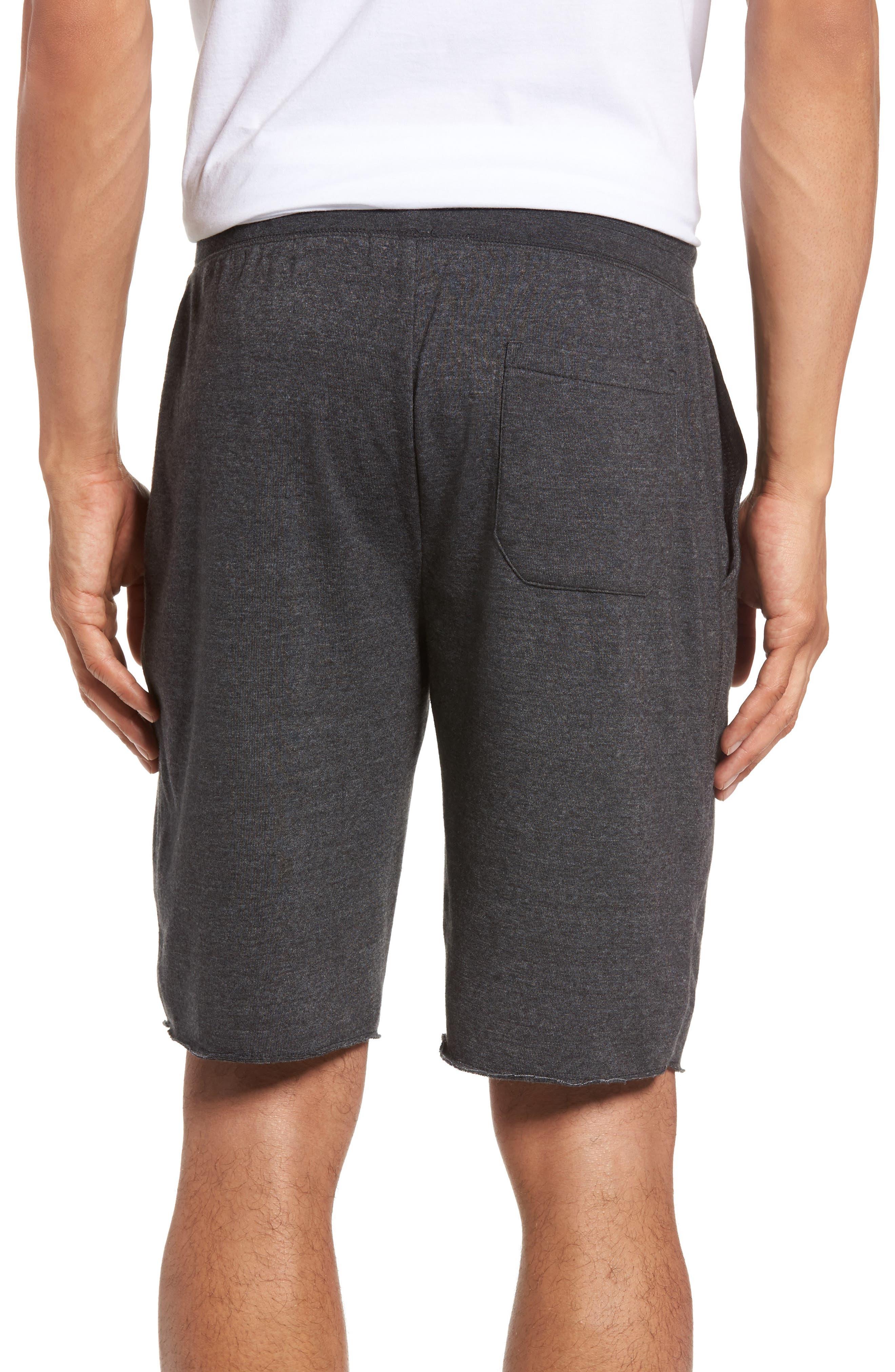 Fleece Shorts,                             Alternate thumbnail 2, color,                             030