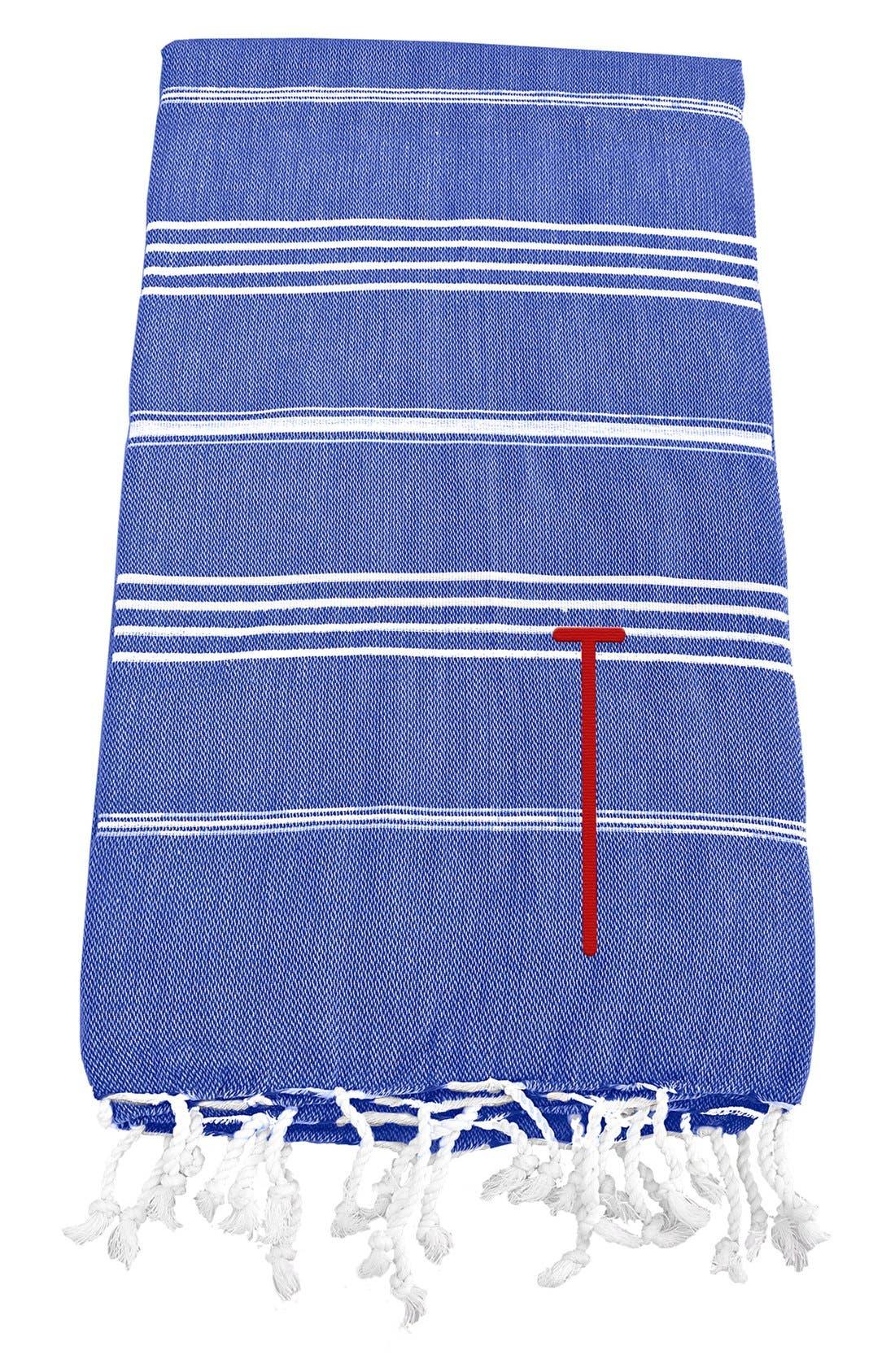 Monogram Turkish Cotton Towel,                             Main thumbnail 76, color,