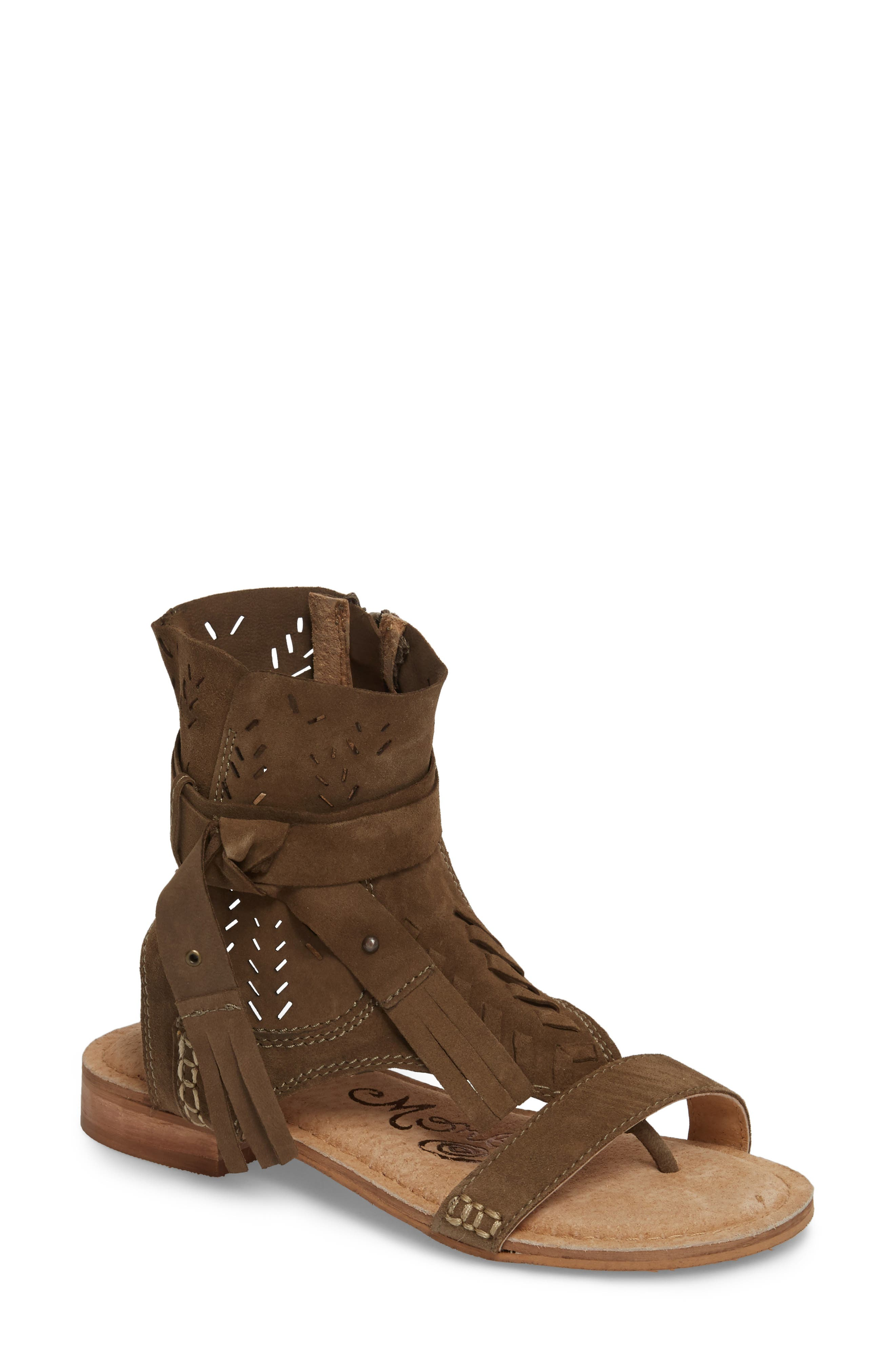 Cochise Flat Sandal,                         Main,                         color,