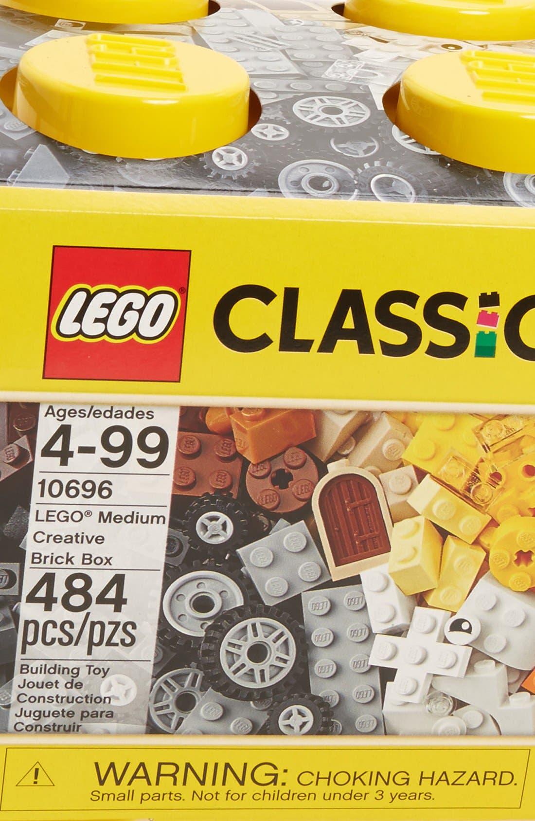 Classic Medium Creative Brick Box - 10696,                             Alternate thumbnail 2, color,                             MULTI