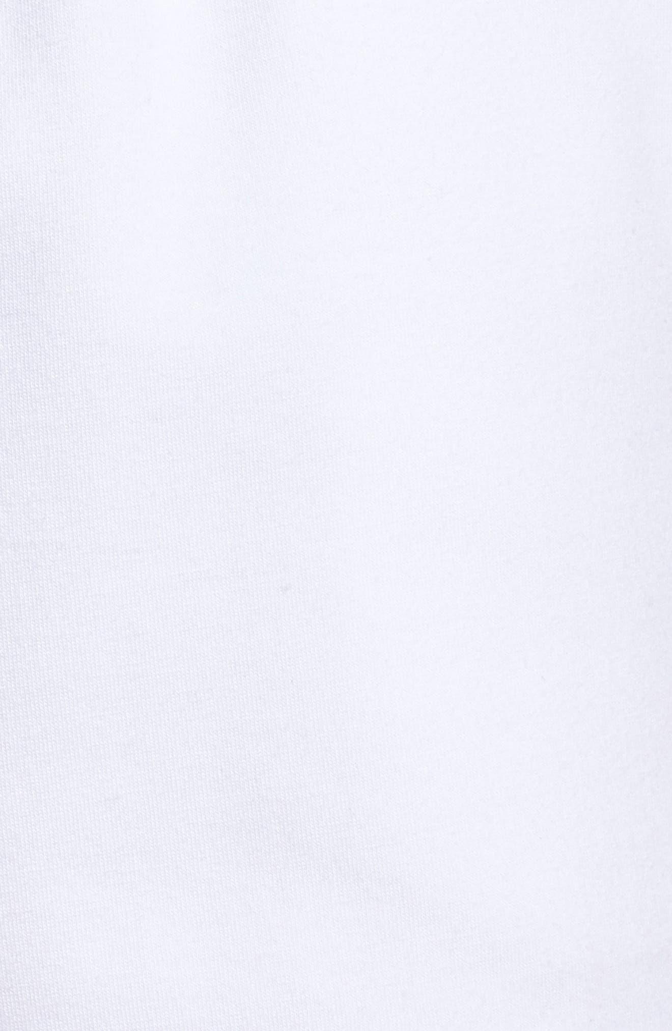 Beam Shorts,                             Alternate thumbnail 5, color,                             WHITE