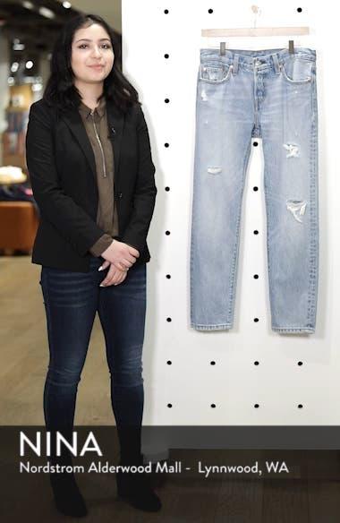 501<sup>®</sup> Boyfriend Jeans, sales video thumbnail