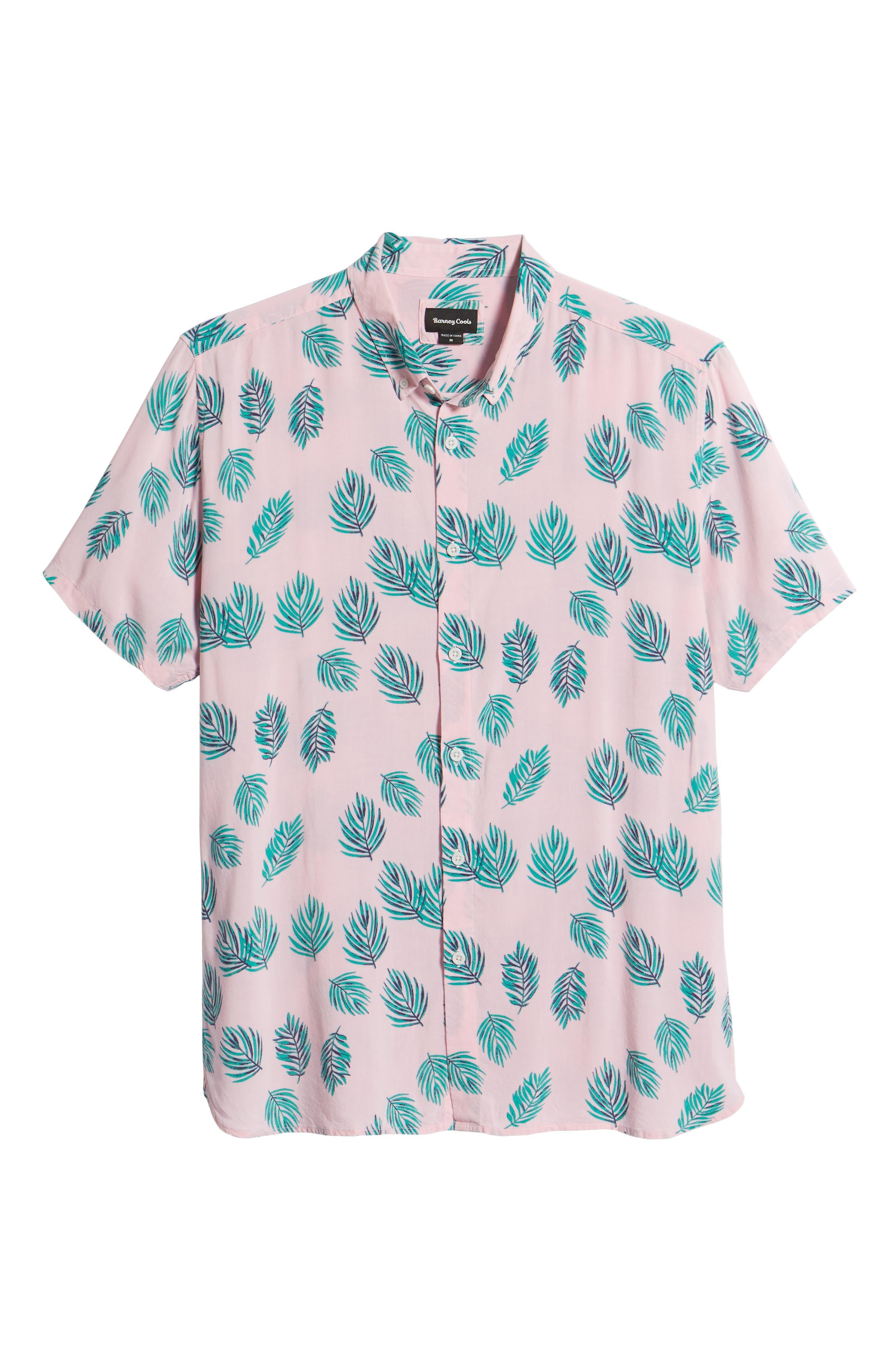 Holiday Woven Shirt,                             Alternate thumbnail 6, color,                             681