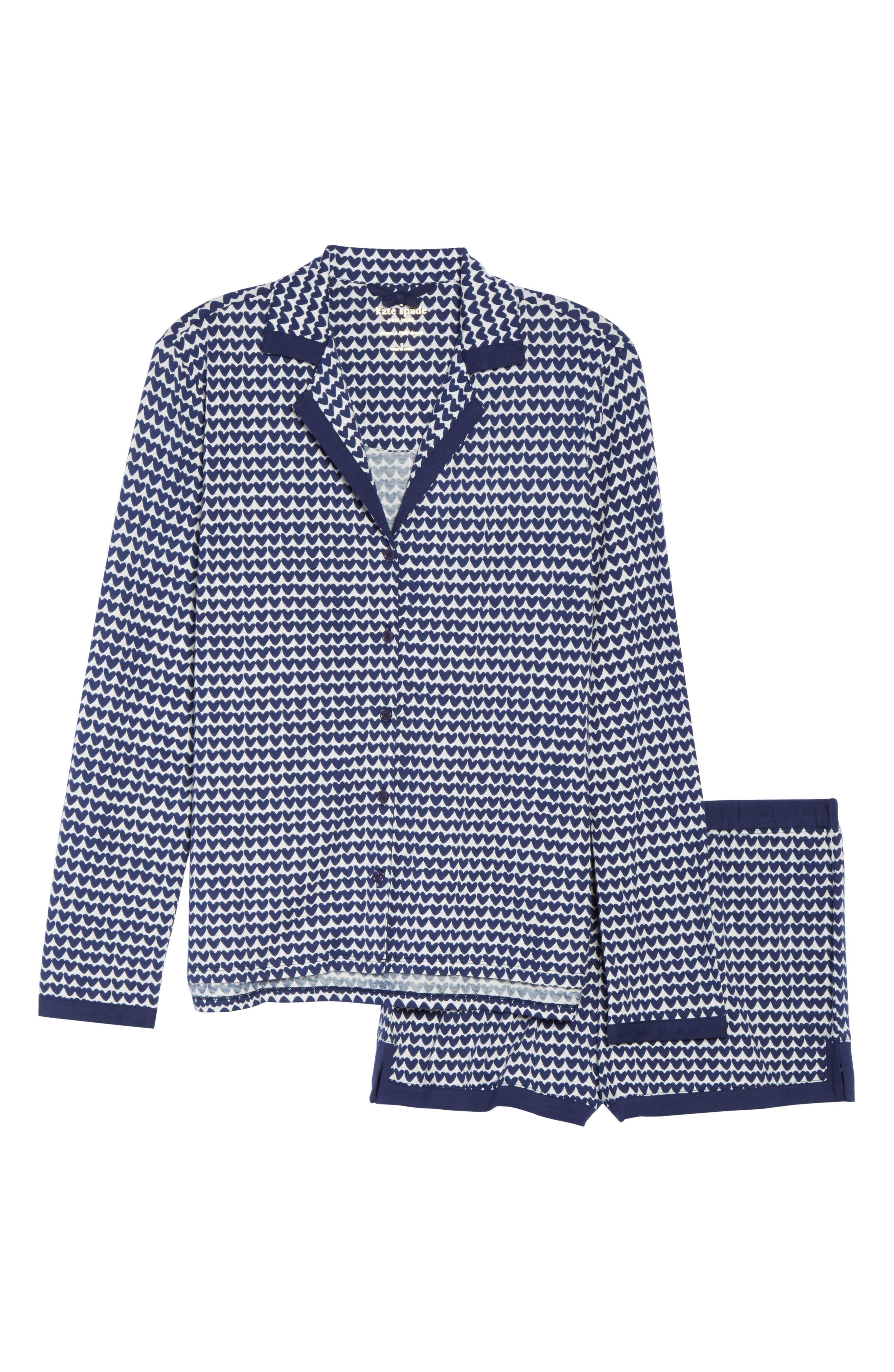 short pajamas,                             Alternate thumbnail 6, color,                             407