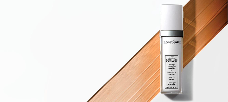 Lancôme Le Teint Particulier. Custom-made foundation.