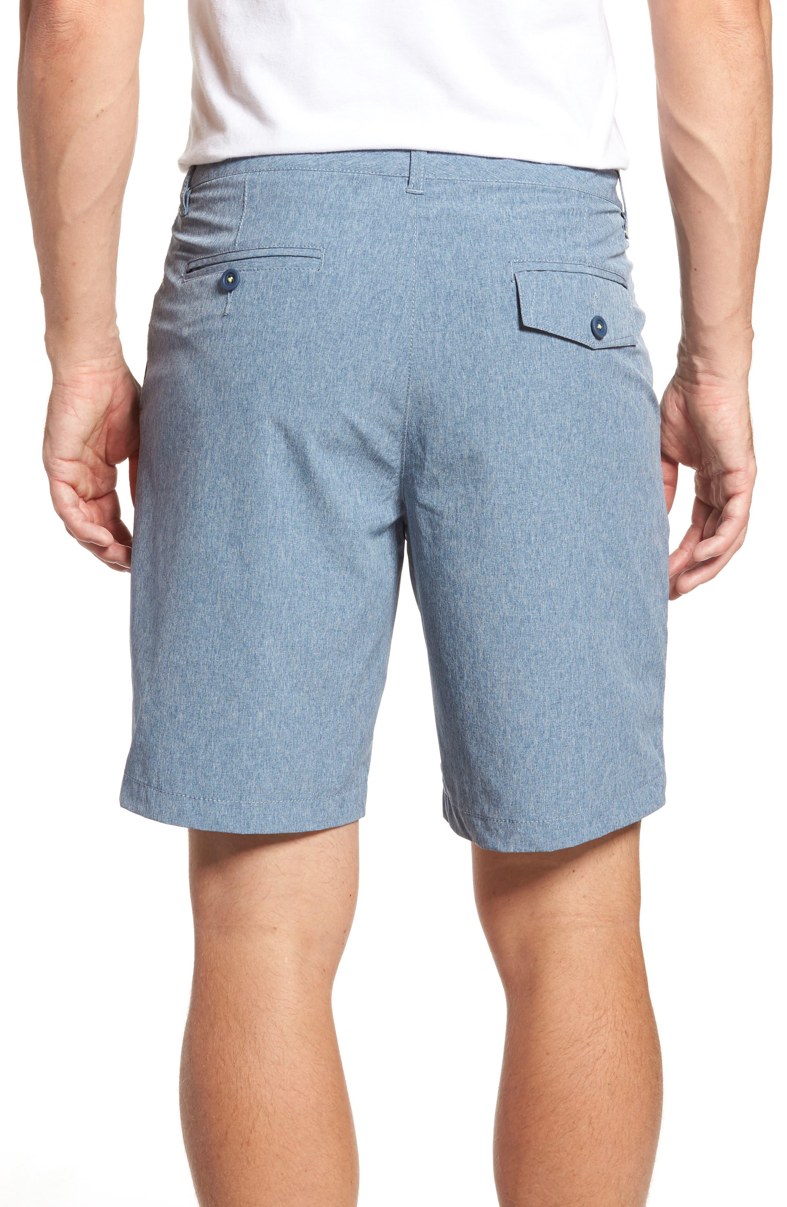 Cayman Isles Hybrid Swim Shorts,                             Alternate thumbnail 4, color,