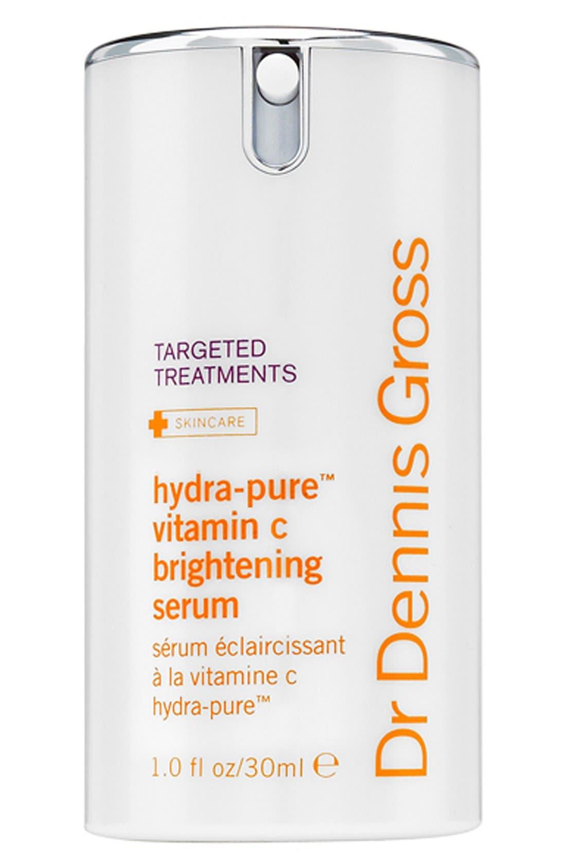 Hydra-Pure Vitamin C Brightening Serum,                             Main thumbnail 1, color,                             000