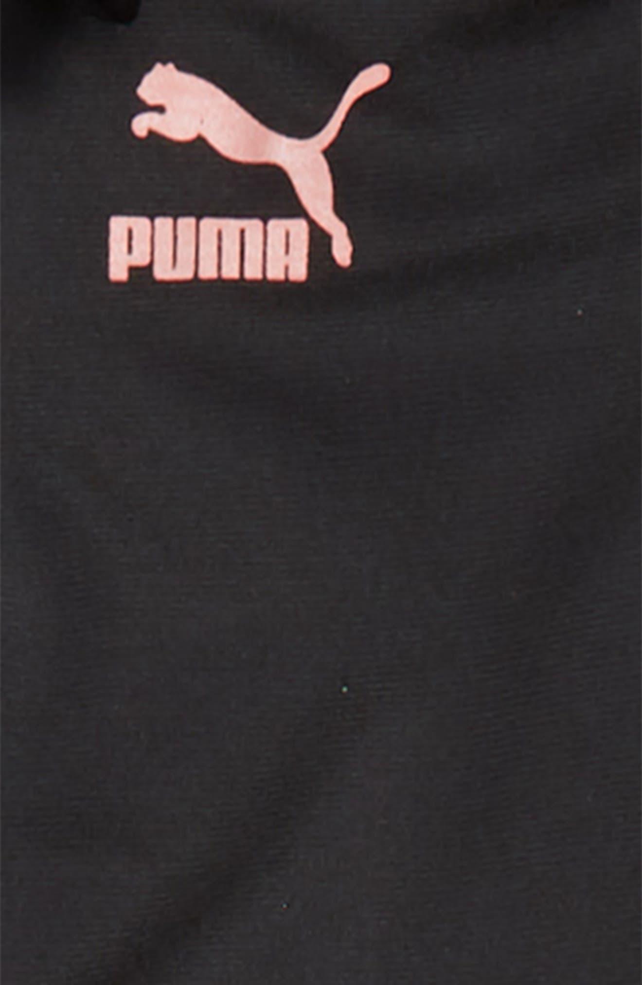 Track Jacket and Pant Set,                             Alternate thumbnail 2, color,                             PUMA BLACK