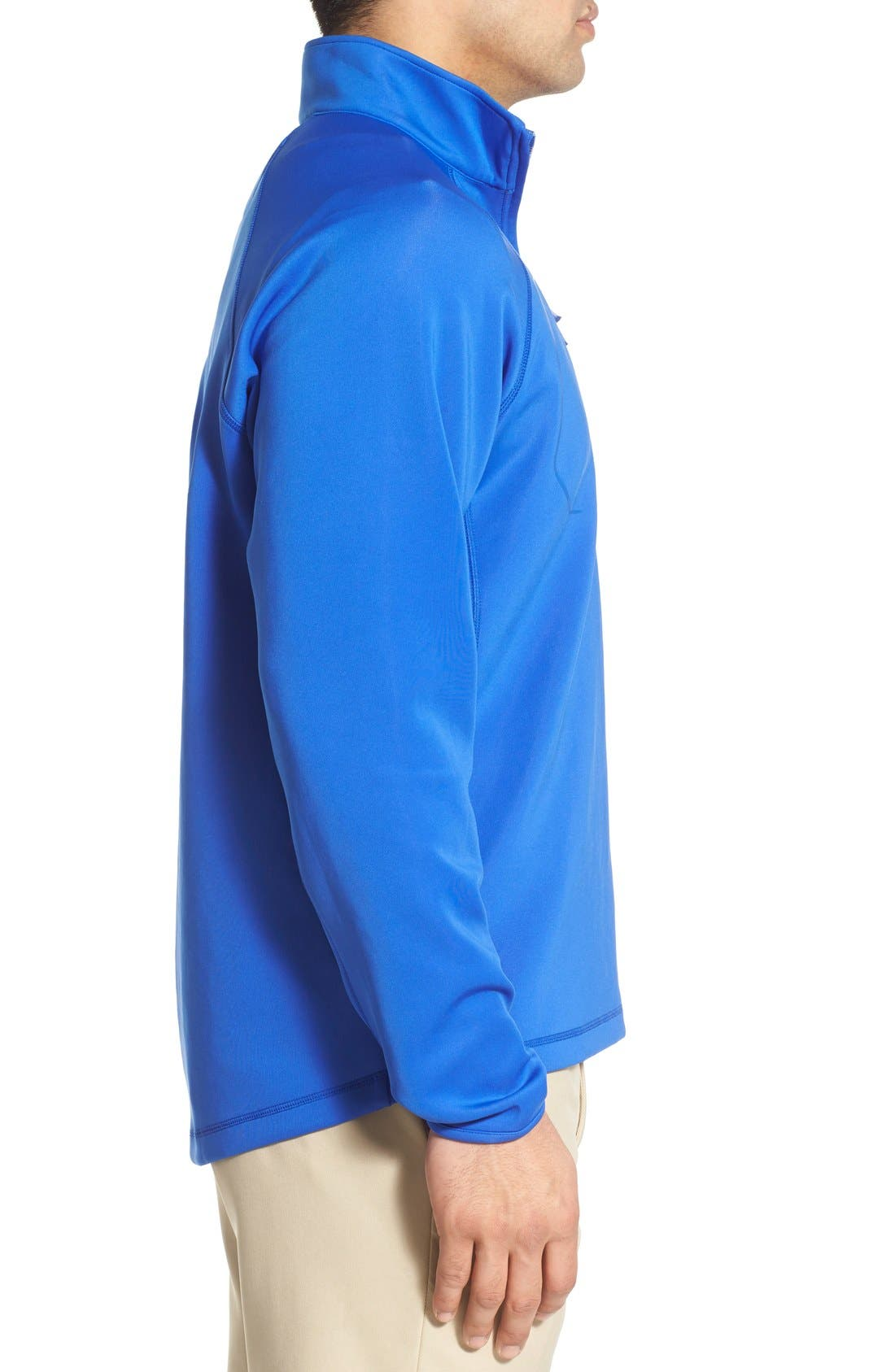 XH2O Crawford Stretch Quarter Zip Golf Pullover,                             Alternate thumbnail 34, color,