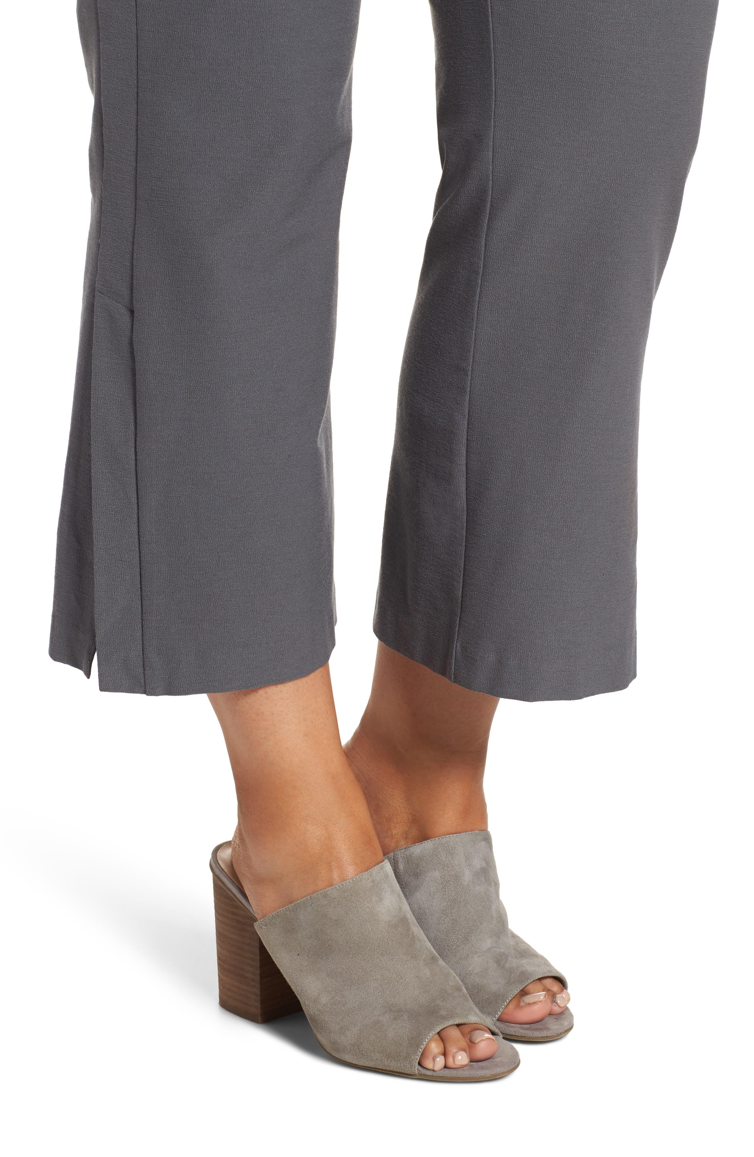 Stretch Bootcut Pants,                             Alternate thumbnail 11, color,