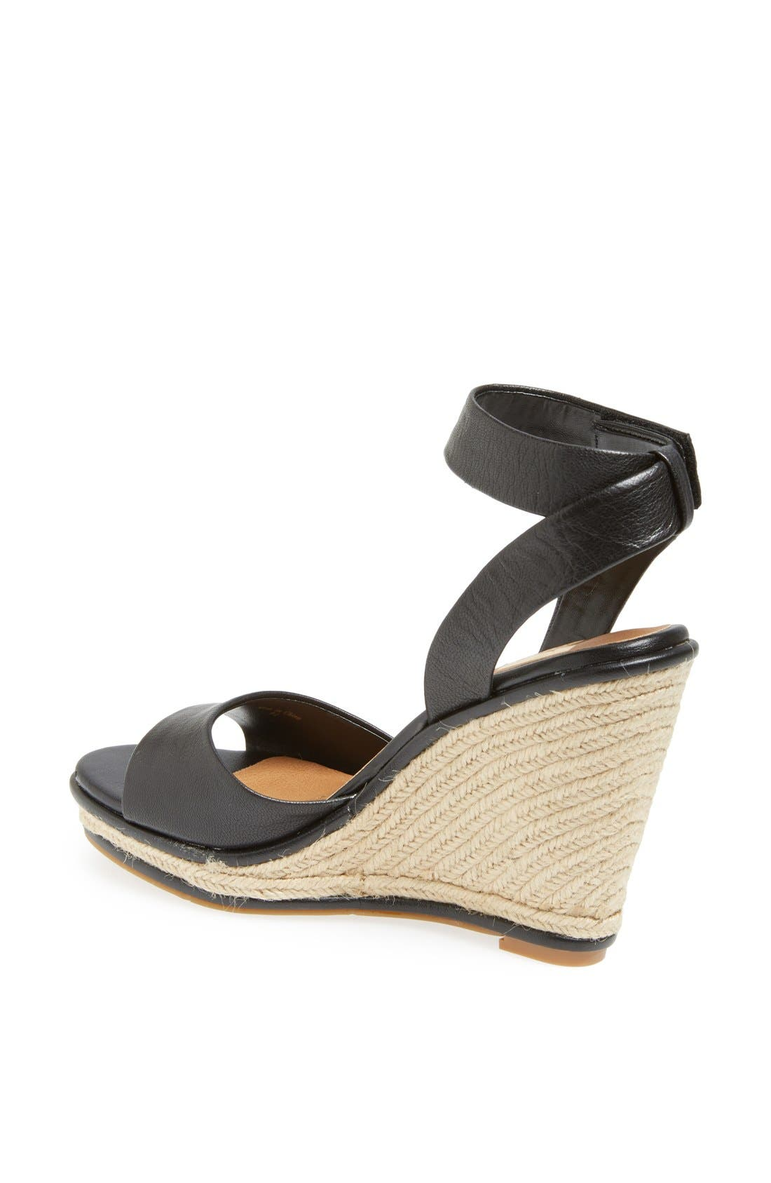 DV by Dolce Vita 'Tonya' Sandal,                             Alternate thumbnail 4, color,                             001