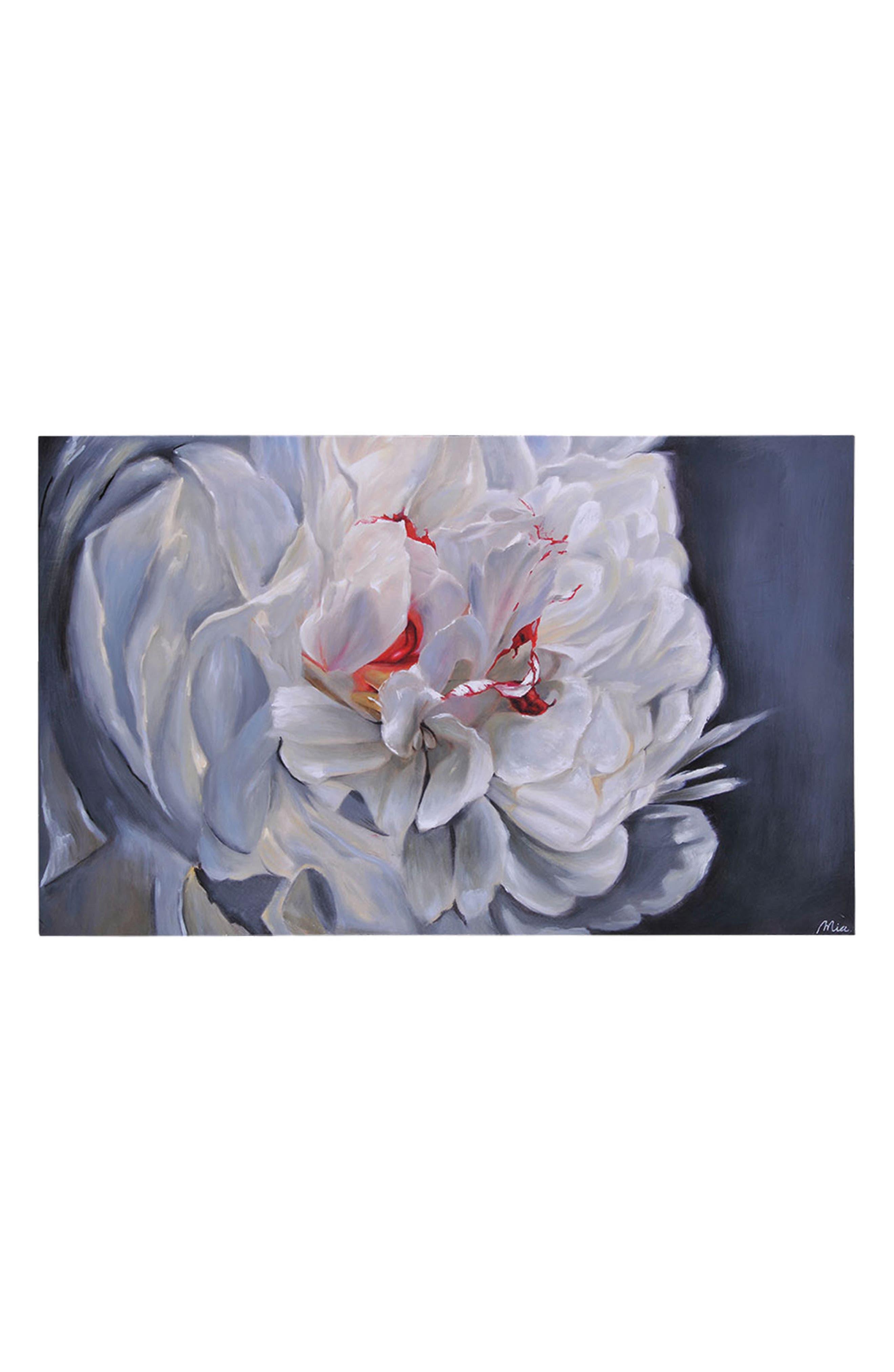 Floral Elegance Canvas Art,                             Main thumbnail 1, color,                             MULTICOLOR