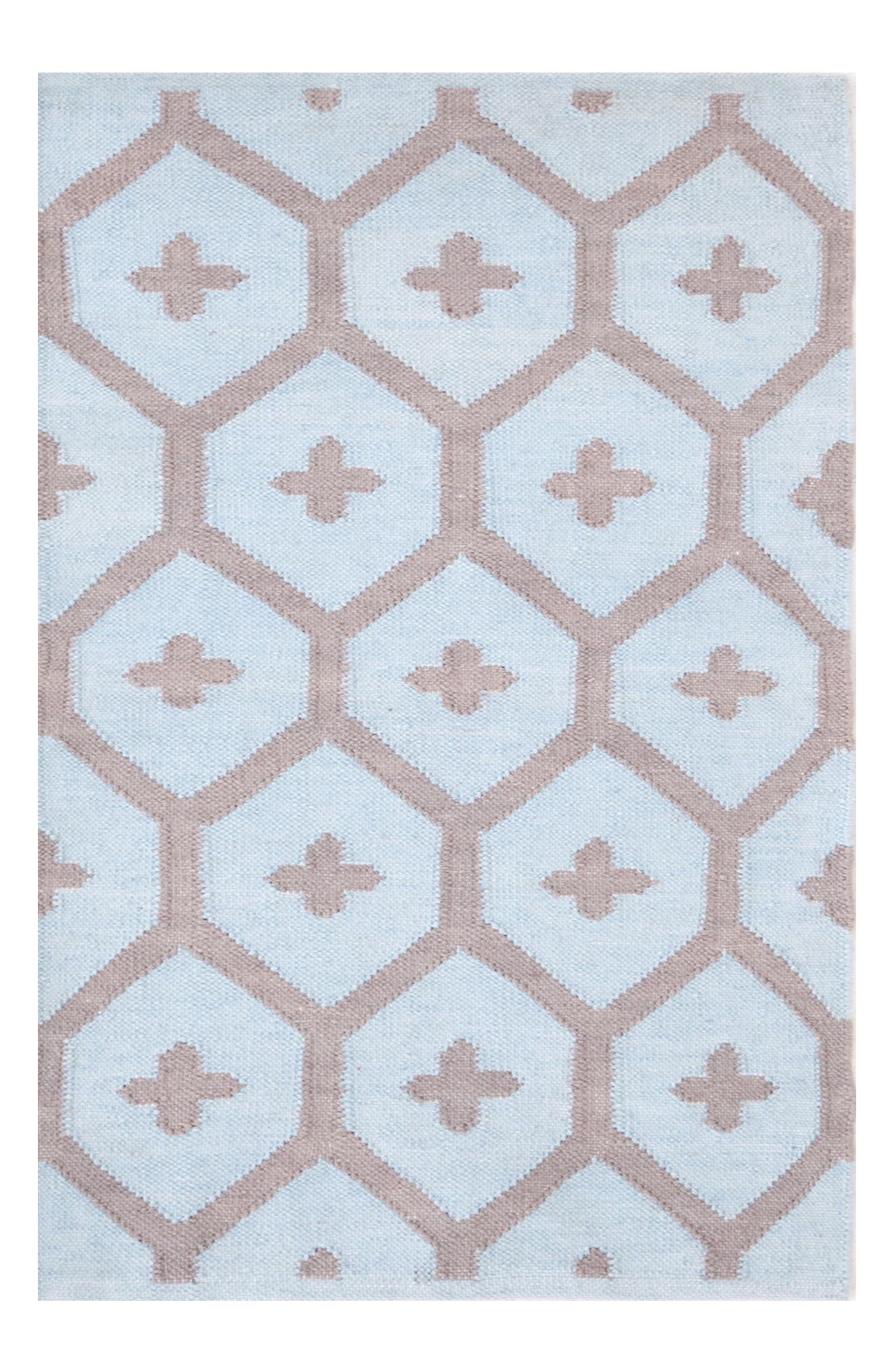 'Elizabeth' Indoor/Outdoor Rug,                             Alternate thumbnail 3, color,                             400