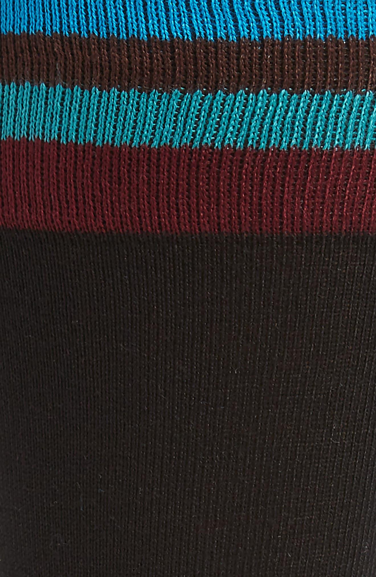 Artist Stripe Socks,                             Alternate thumbnail 2, color,                             009