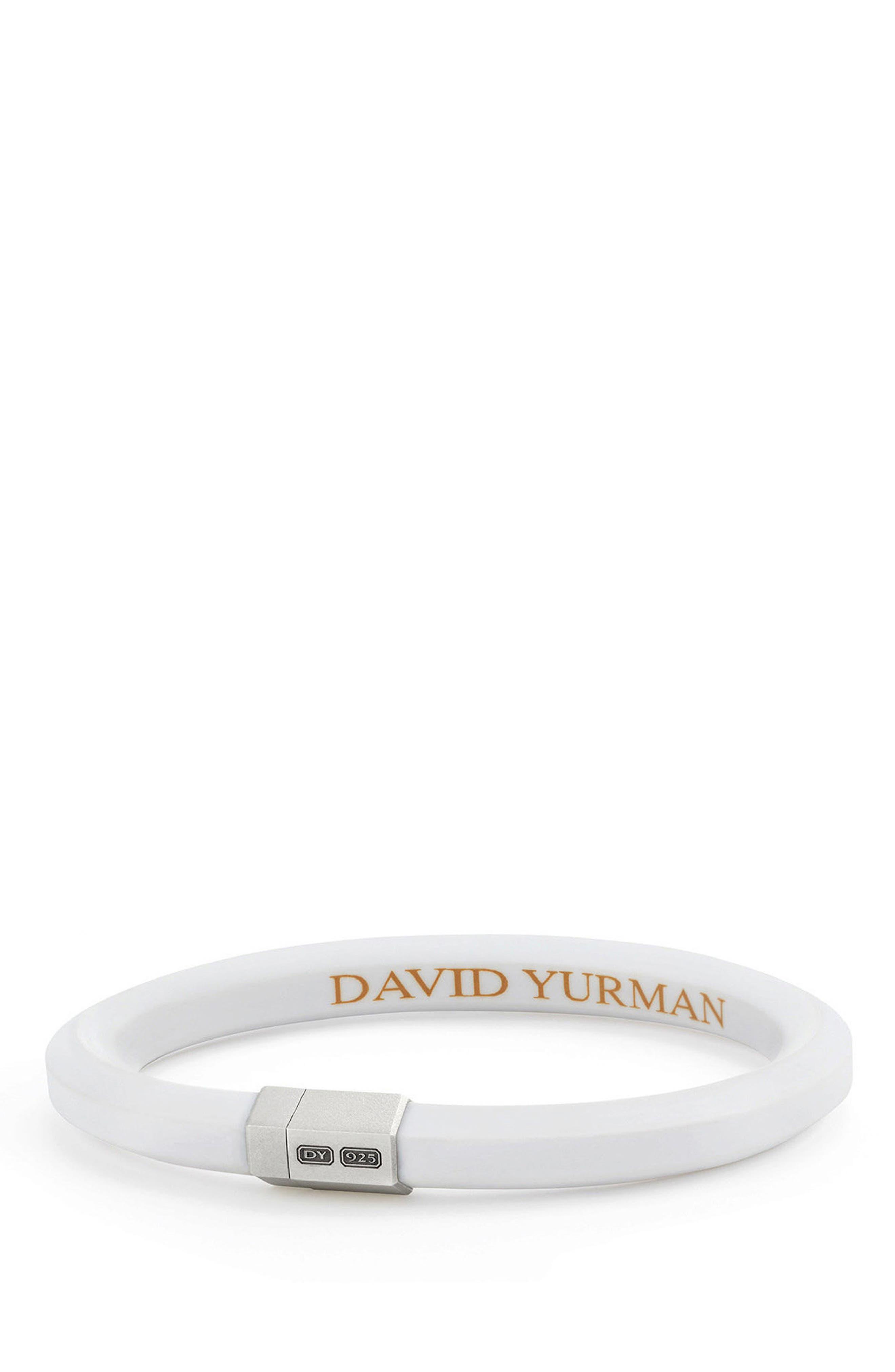 10.5mm Hex Bracelet,                         Main,                         color, 100