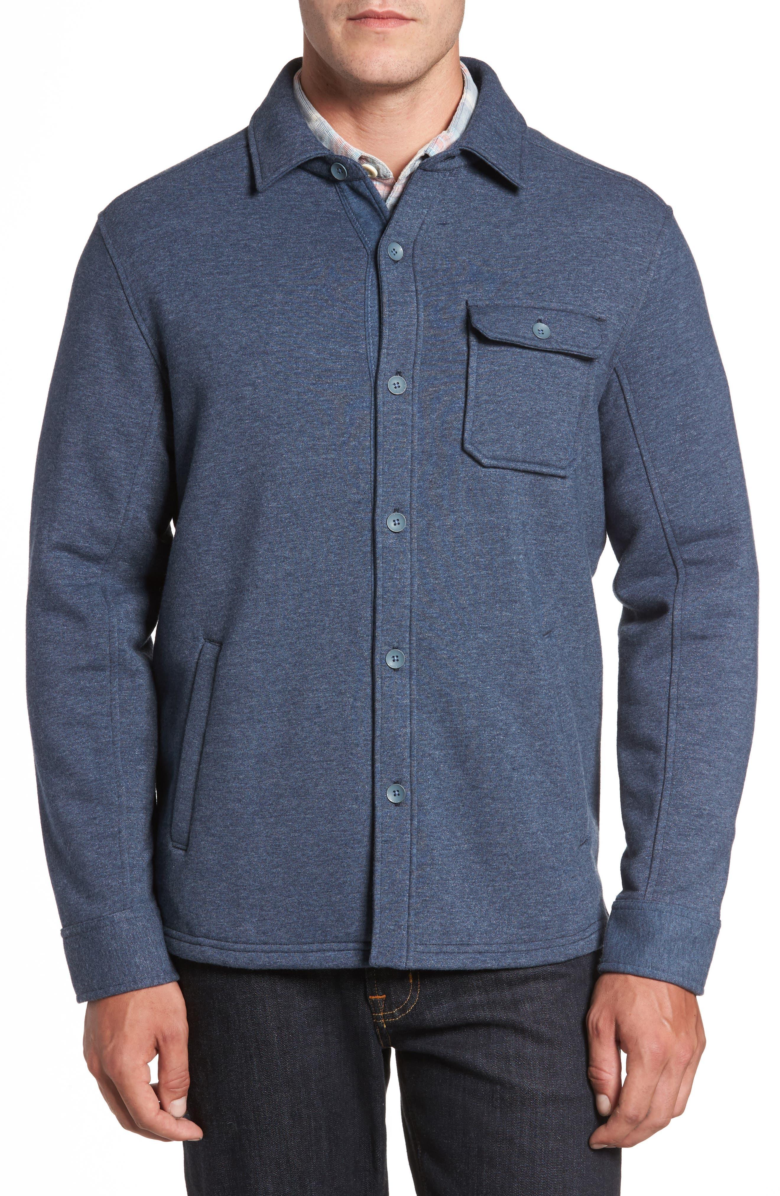 Oceanside Woven Shirt,                             Main thumbnail 2, color,