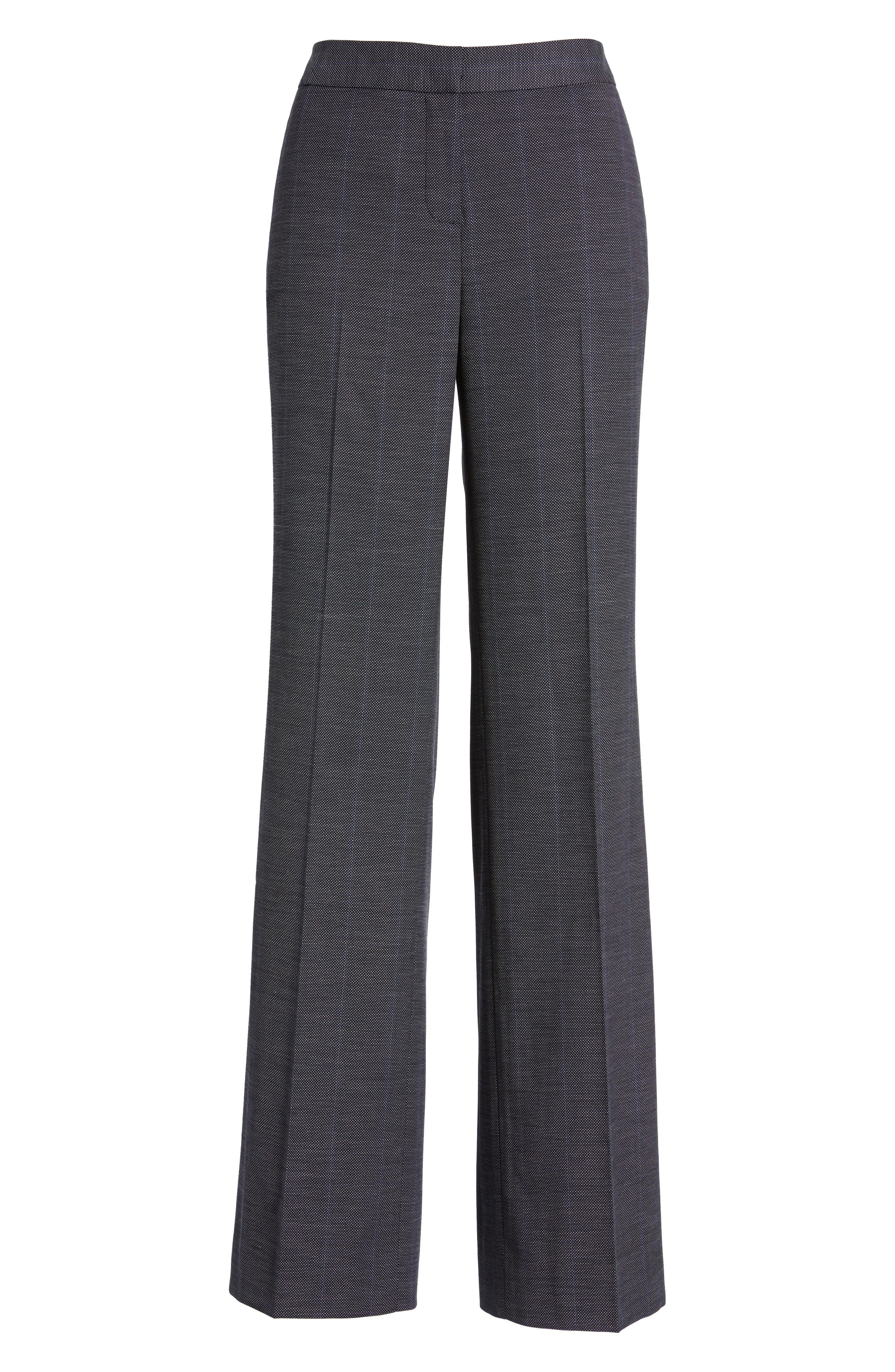 Cross Dye Suit Pants,                             Alternate thumbnail 6, color,