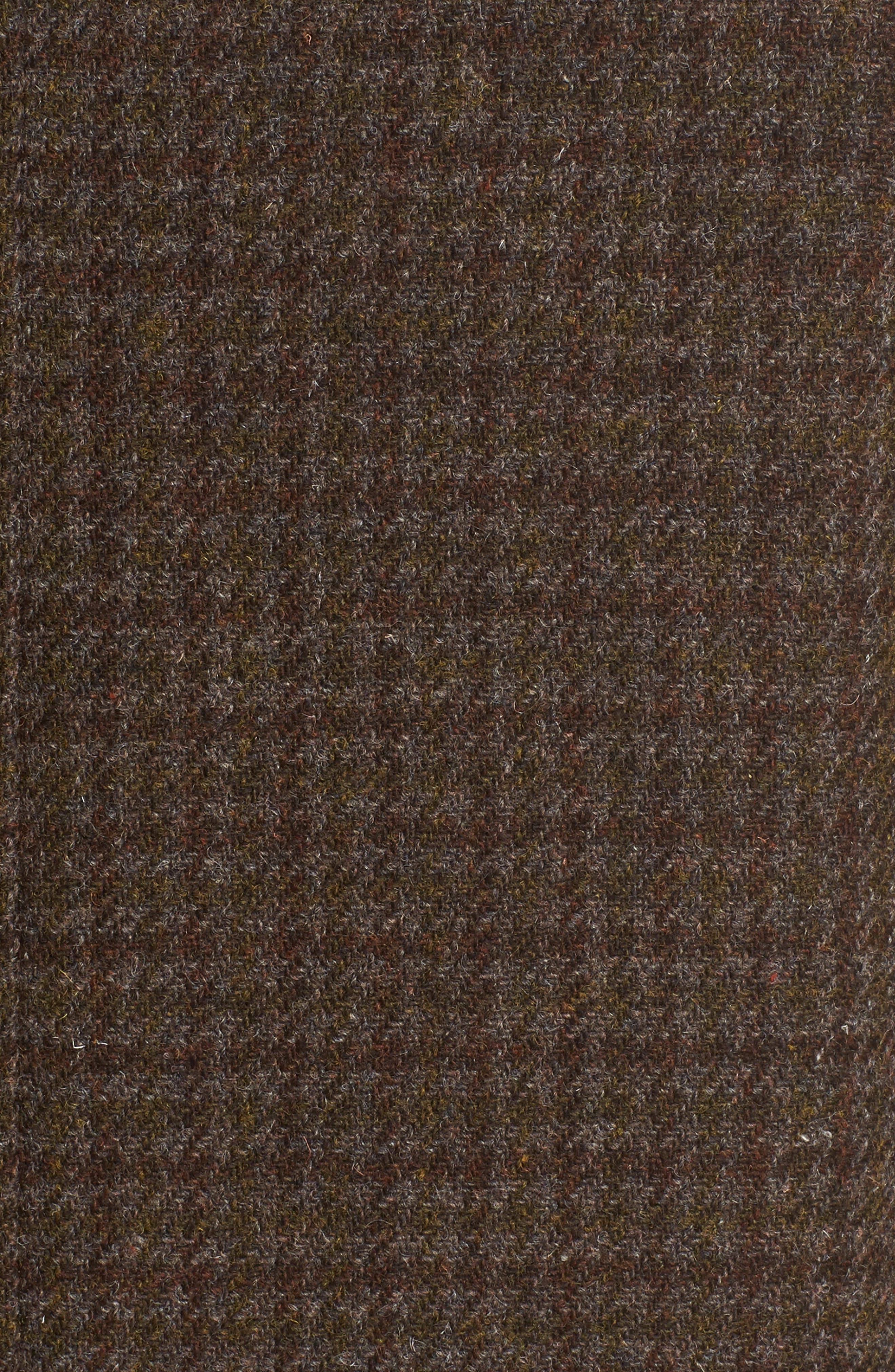 Tweed Overcoat,                             Alternate thumbnail 5, color,