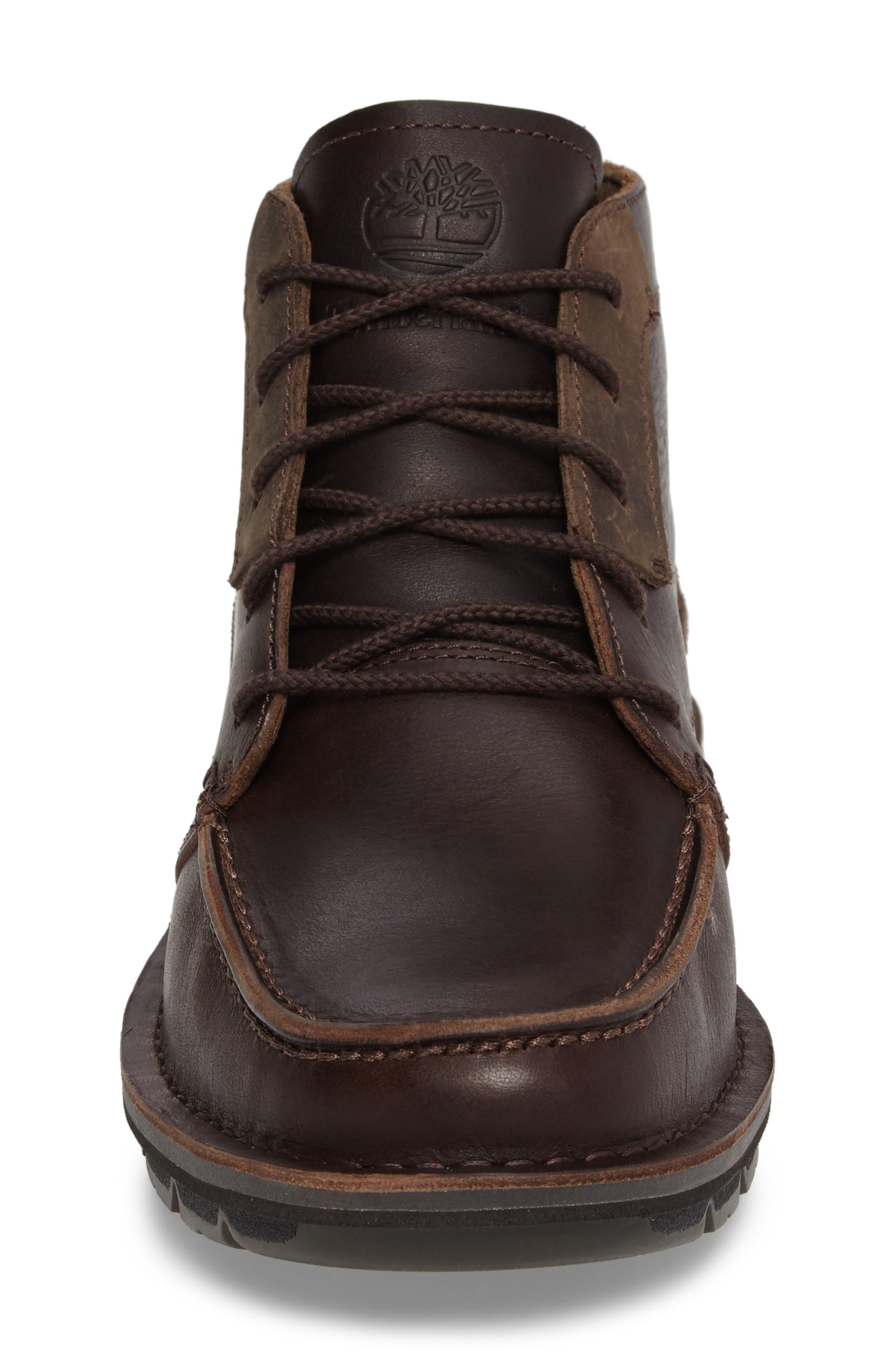 Coltin Moc Toe Boot,                             Alternate thumbnail 4, color,                             201