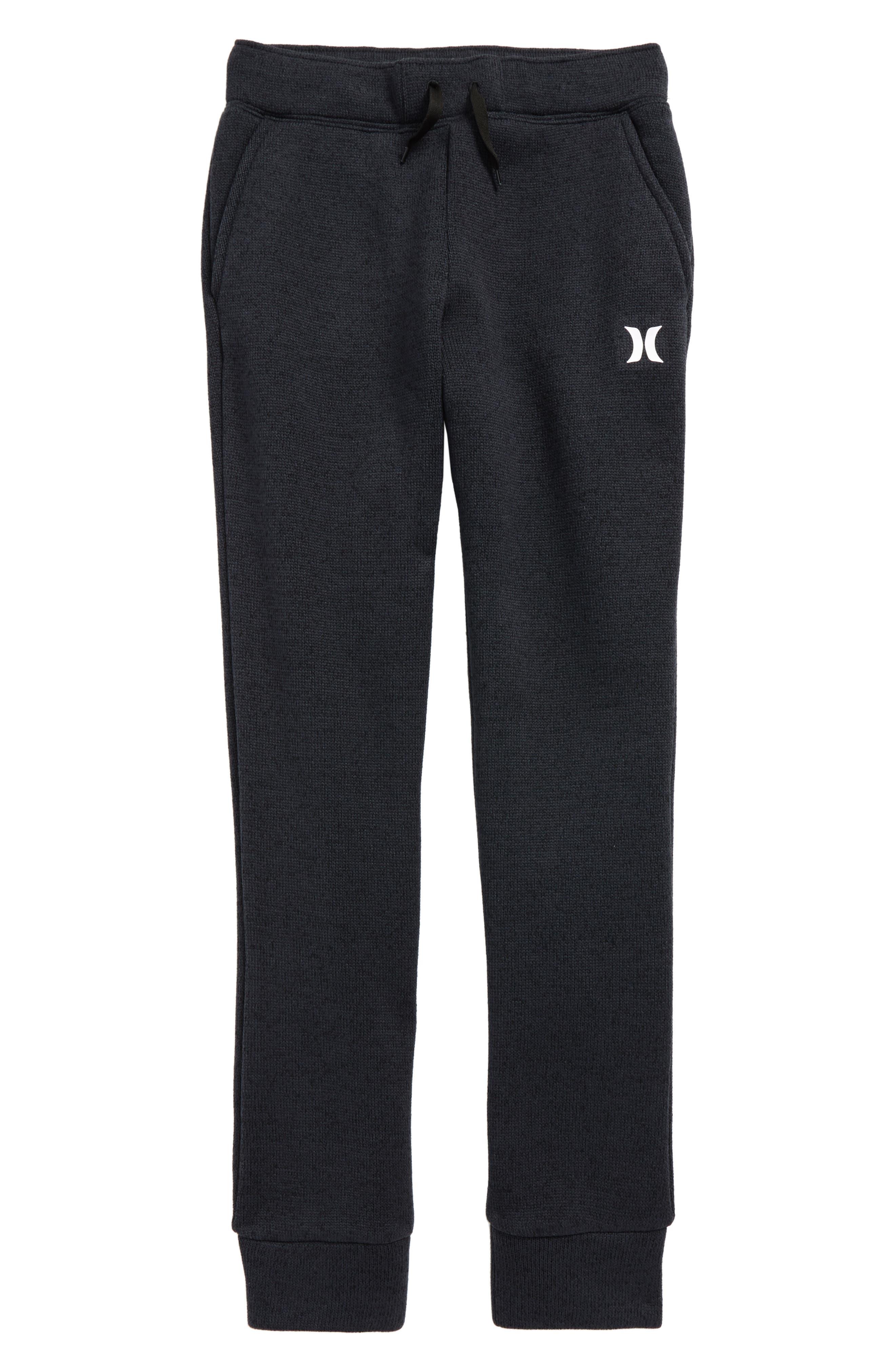 Sweater Knit Fleece Pants,                             Main thumbnail 1, color,