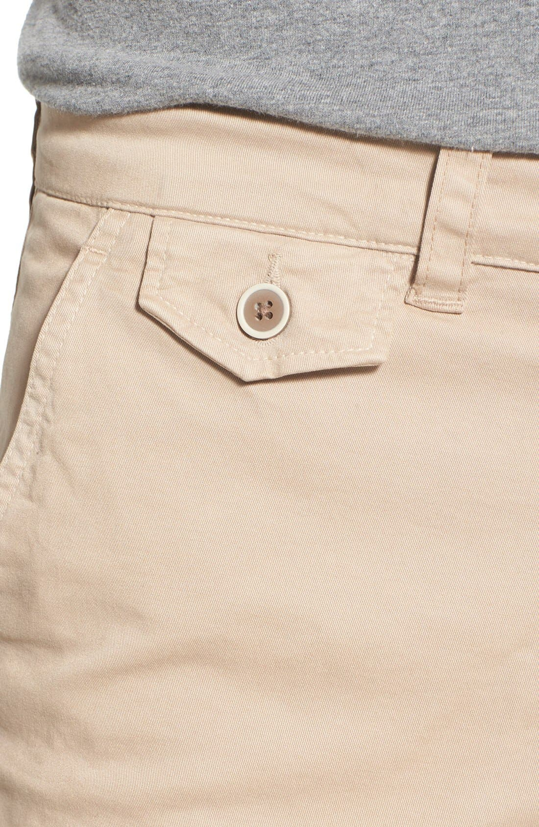 'Sunny' Stretch Chino Shorts,                             Alternate thumbnail 27, color,