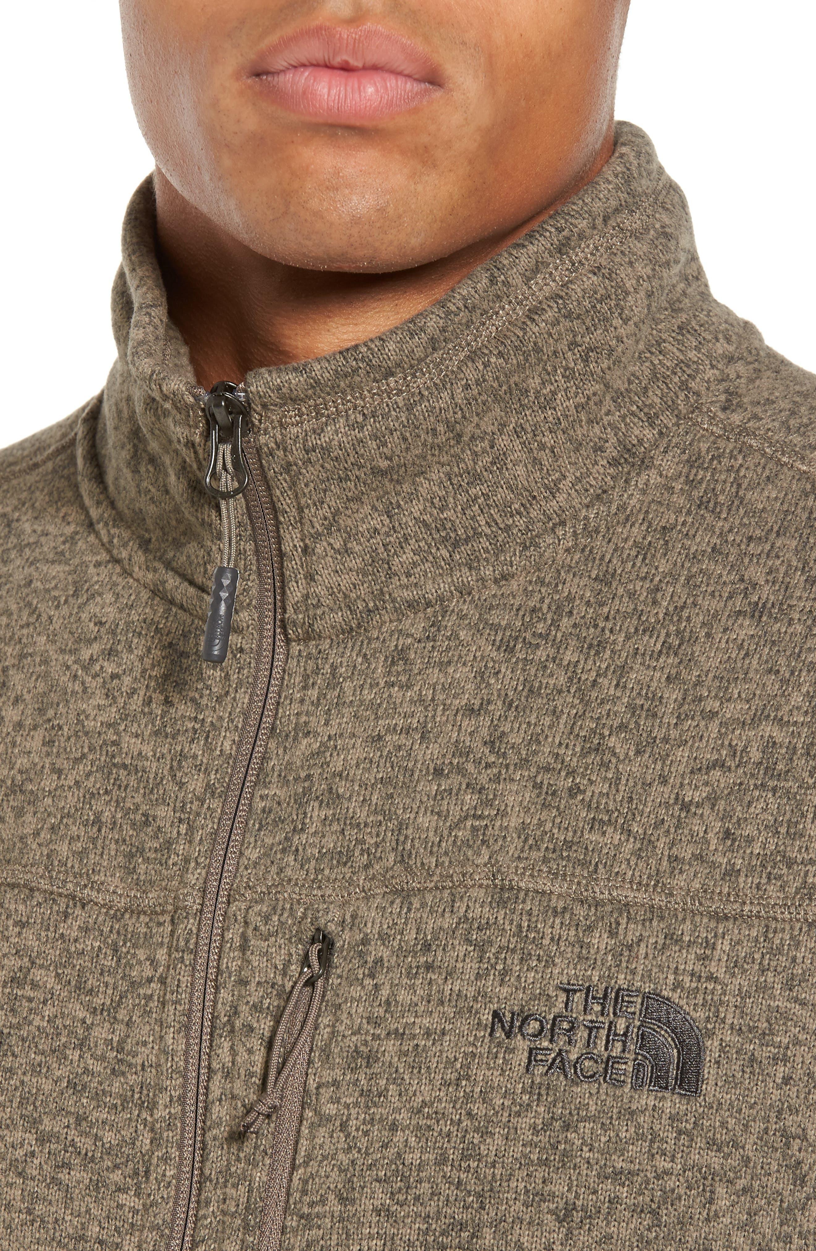 Gordon Lyons Zip Fleece Vest,                             Alternate thumbnail 18, color,
