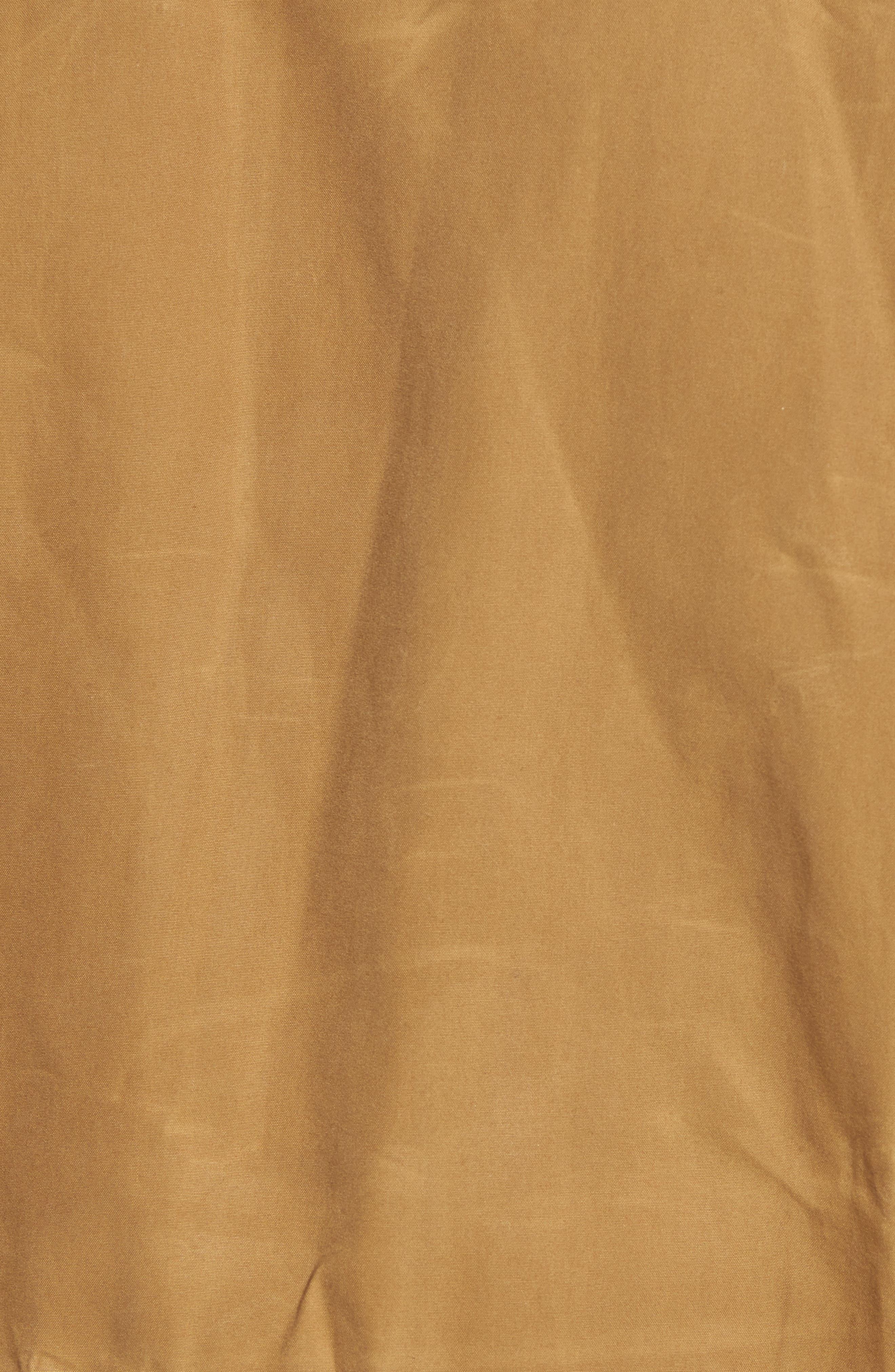Polson Water Repellent Field Jacket,                             Alternate thumbnail 7, color,                             FIELD KHAKI