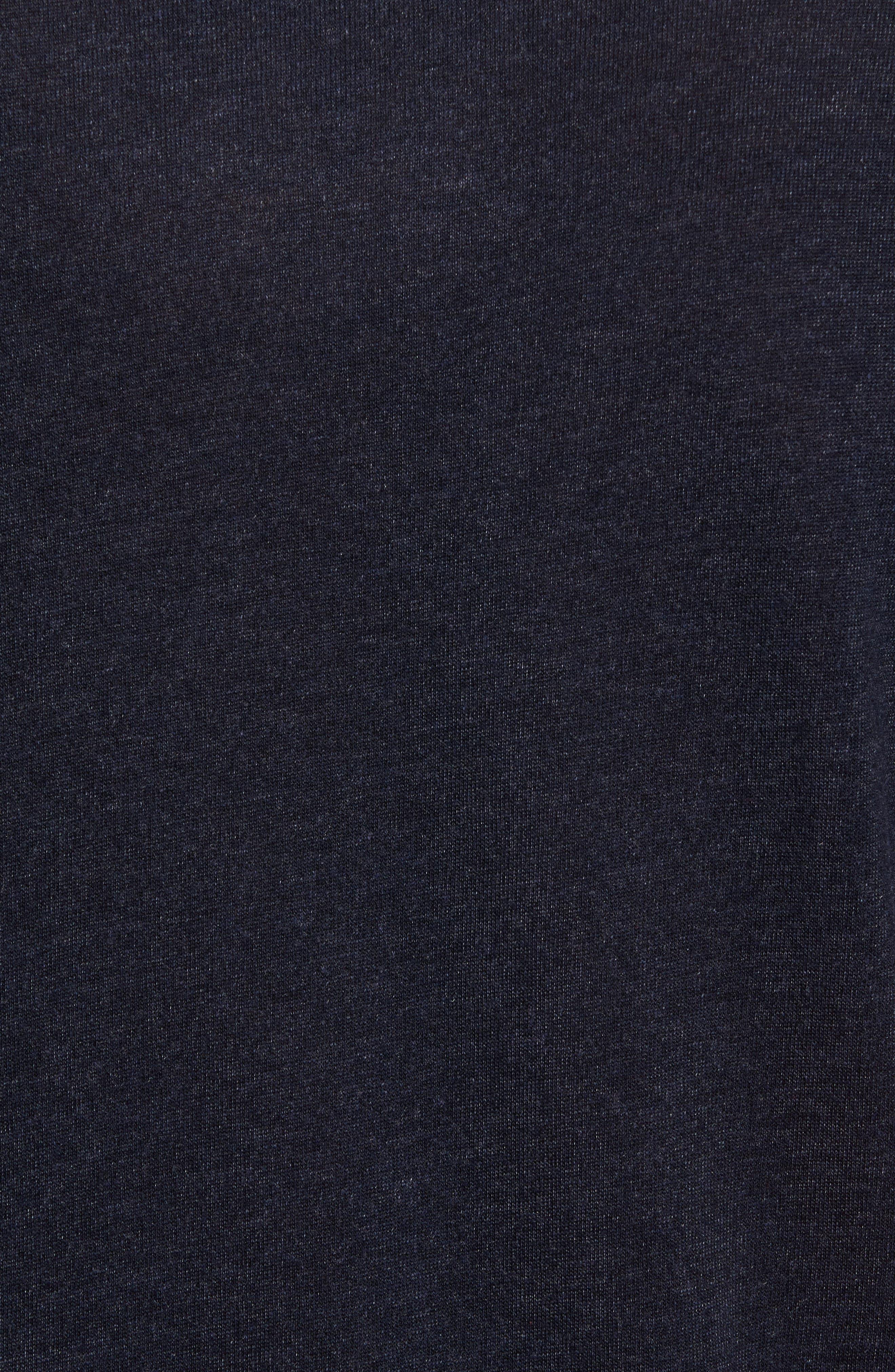 Core Crewneck T-Shirt,                             Alternate thumbnail 5, color,                             410