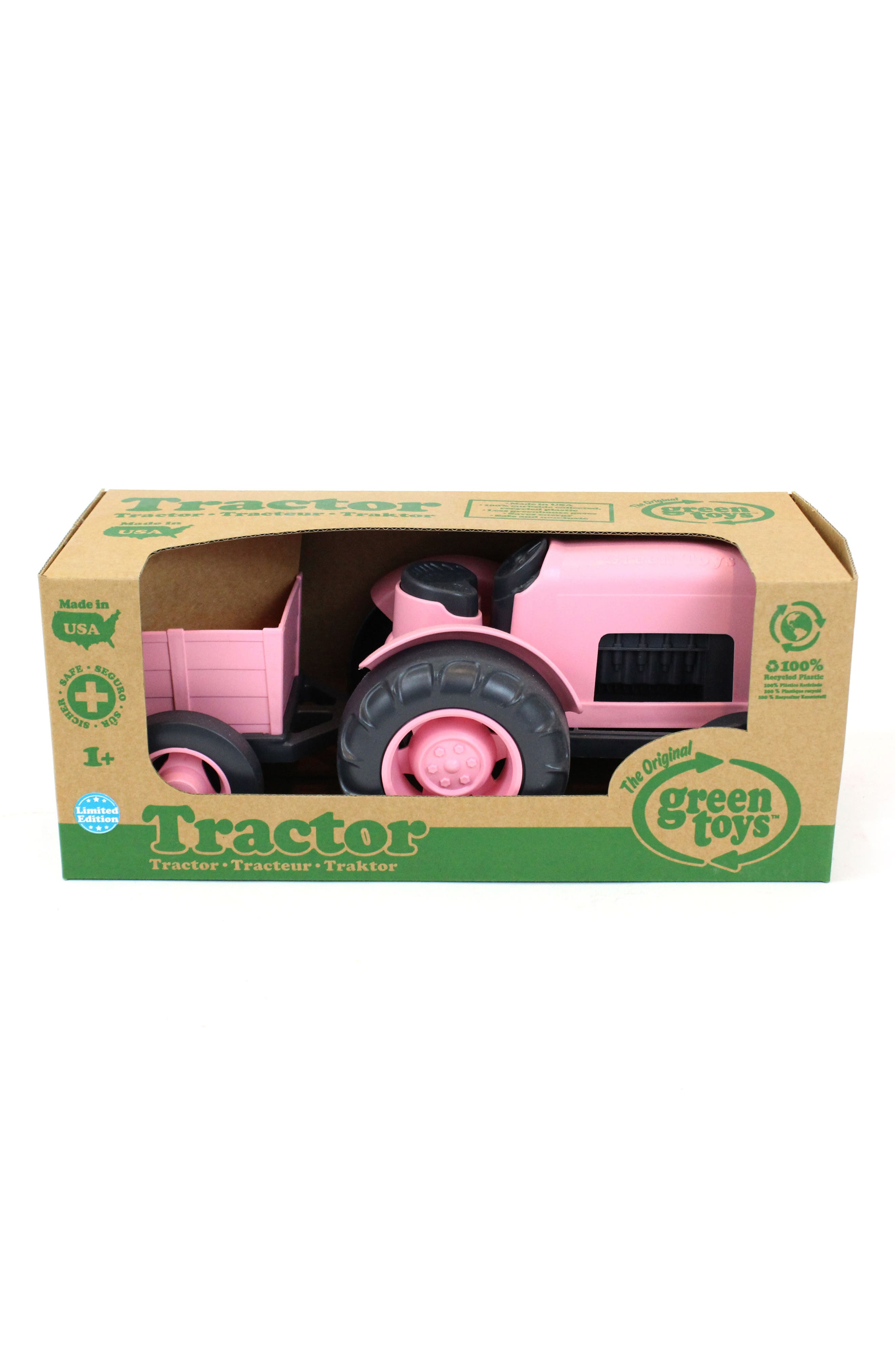 Toy Tractor Set,                             Alternate thumbnail 2, color,                             680