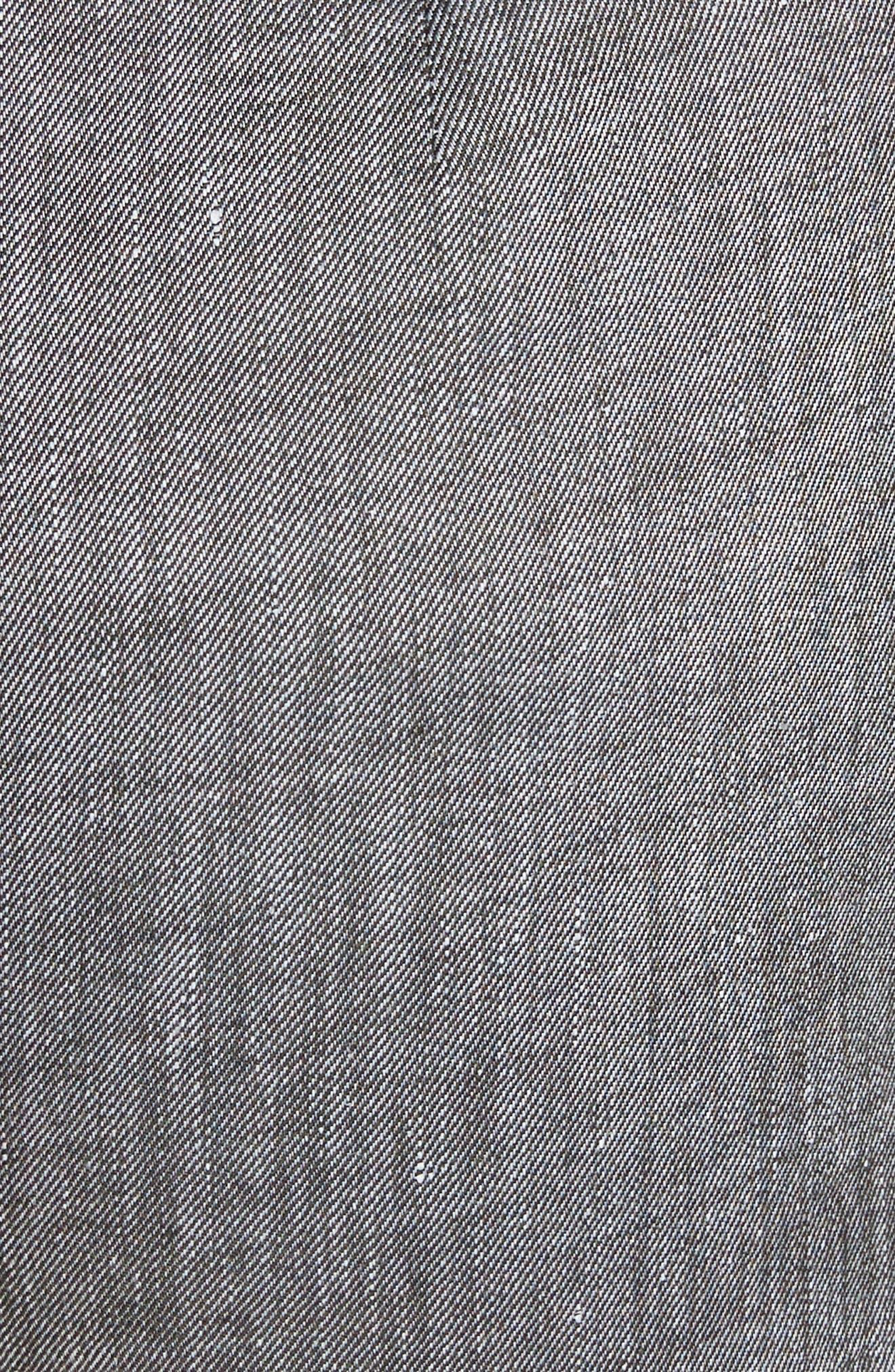 Trudee High Waist Shorts,                             Alternate thumbnail 5, color,                             309