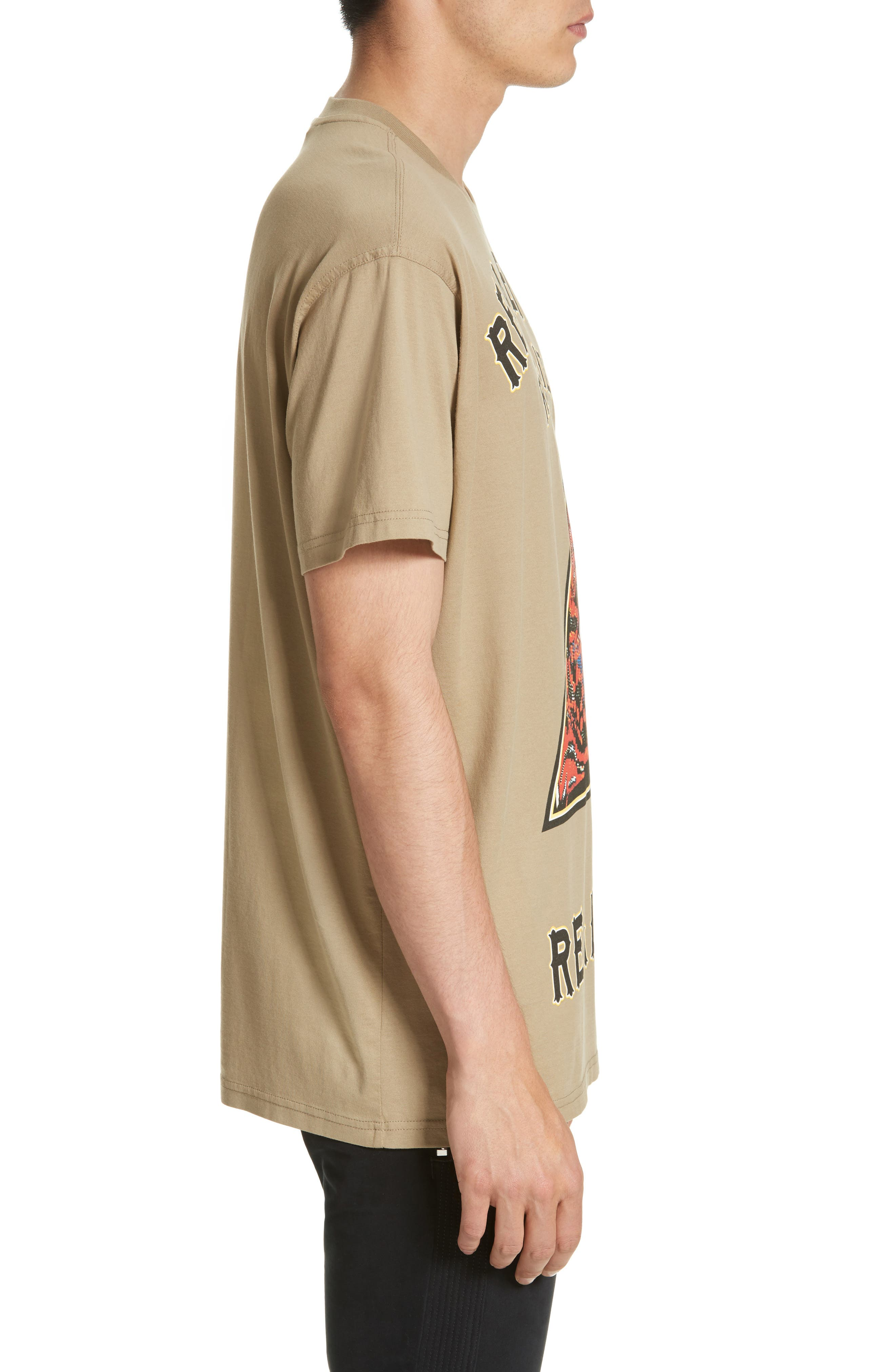 Extra Trim Fit Realize Graphic T-Shirt,                             Alternate thumbnail 3, color,