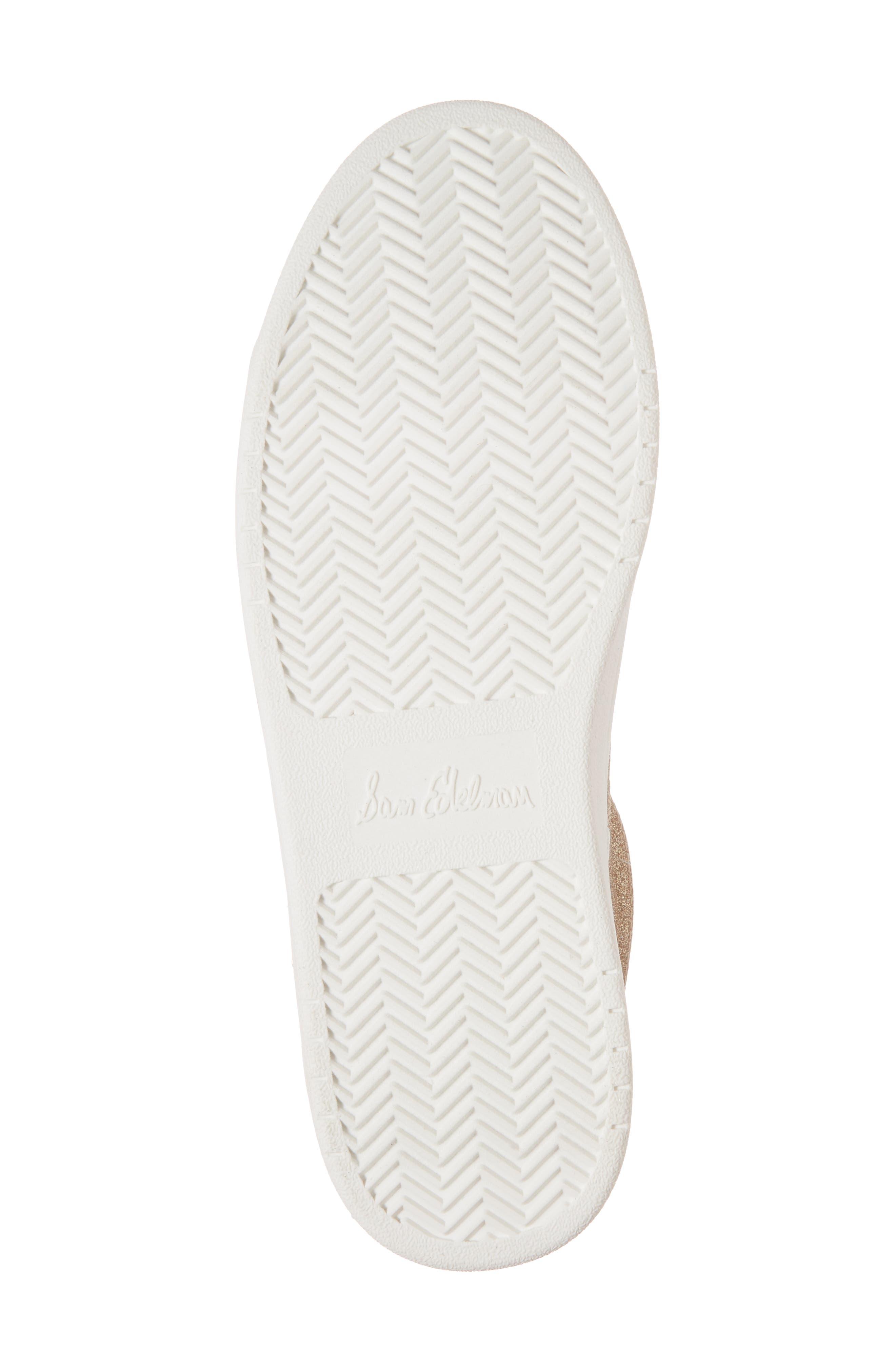 Blane Myth Glitter Sneaker,                             Alternate thumbnail 6, color,                             712