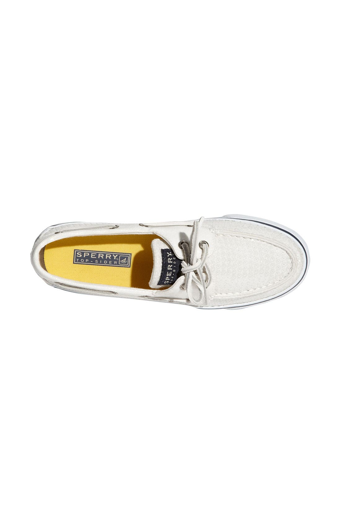 Top-Sider<sup>®</sup> 'Bahama' Sequined Boat Shoe,                             Alternate thumbnail 56, color,
