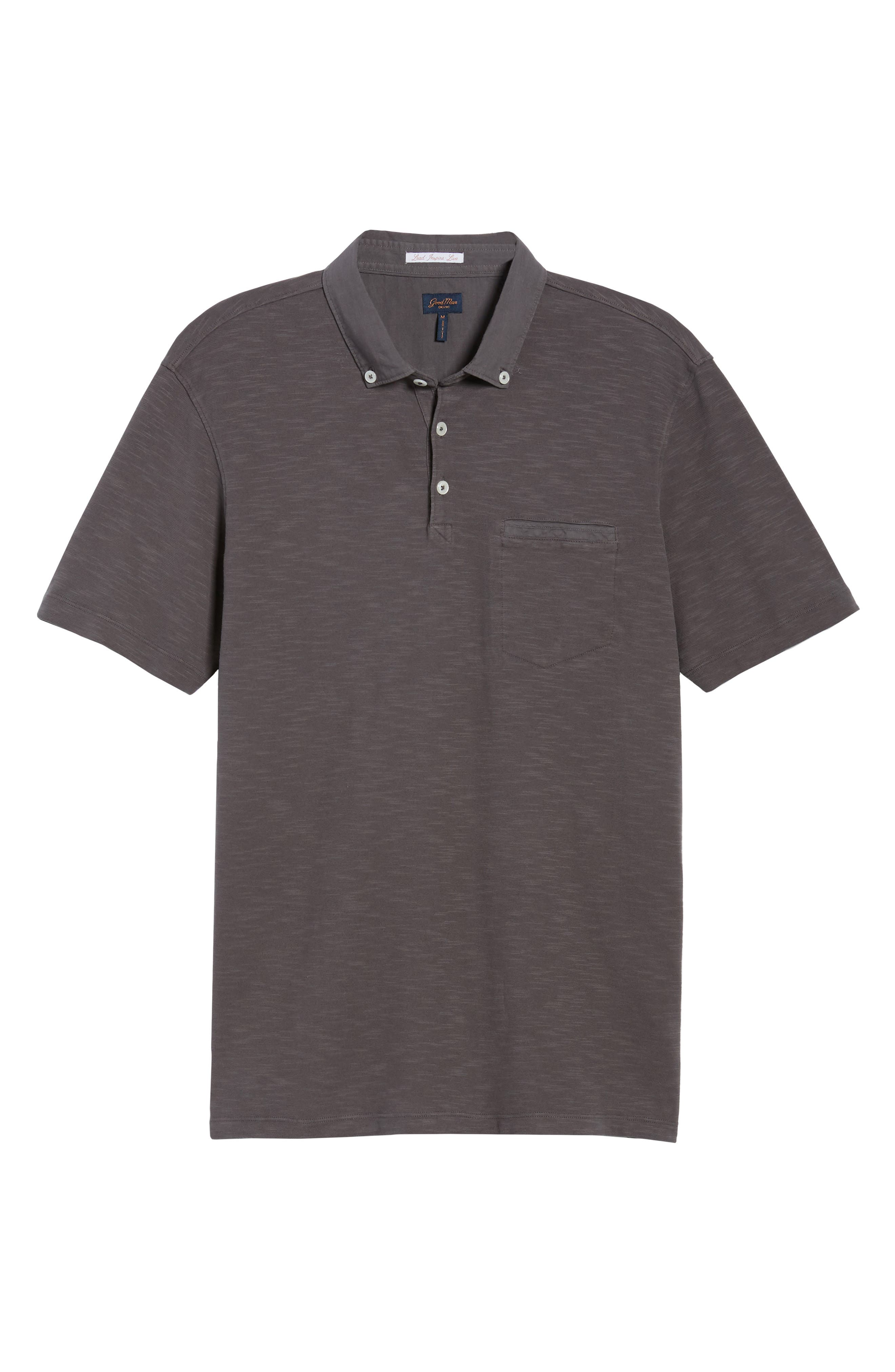 Slim Fit Polo,                             Alternate thumbnail 6, color,                             051