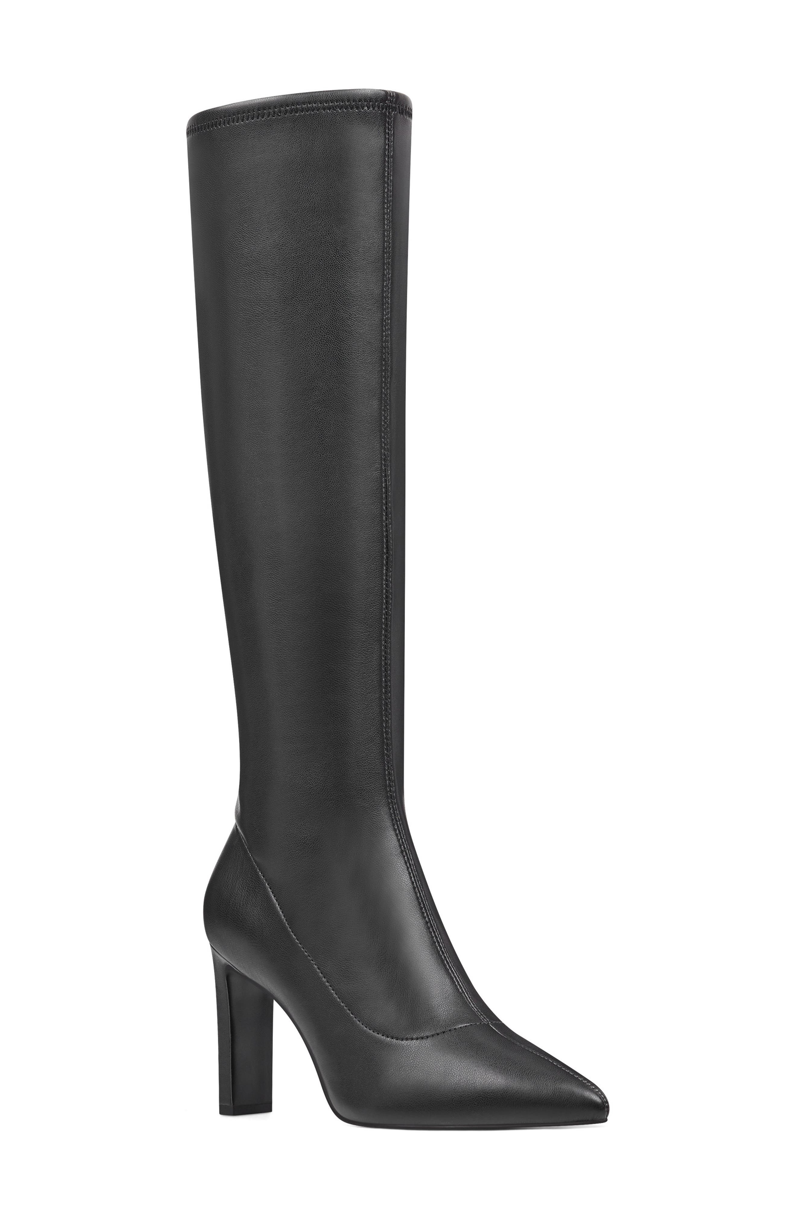 Nine West Jakinny Stretch Shaft Knee High Boot