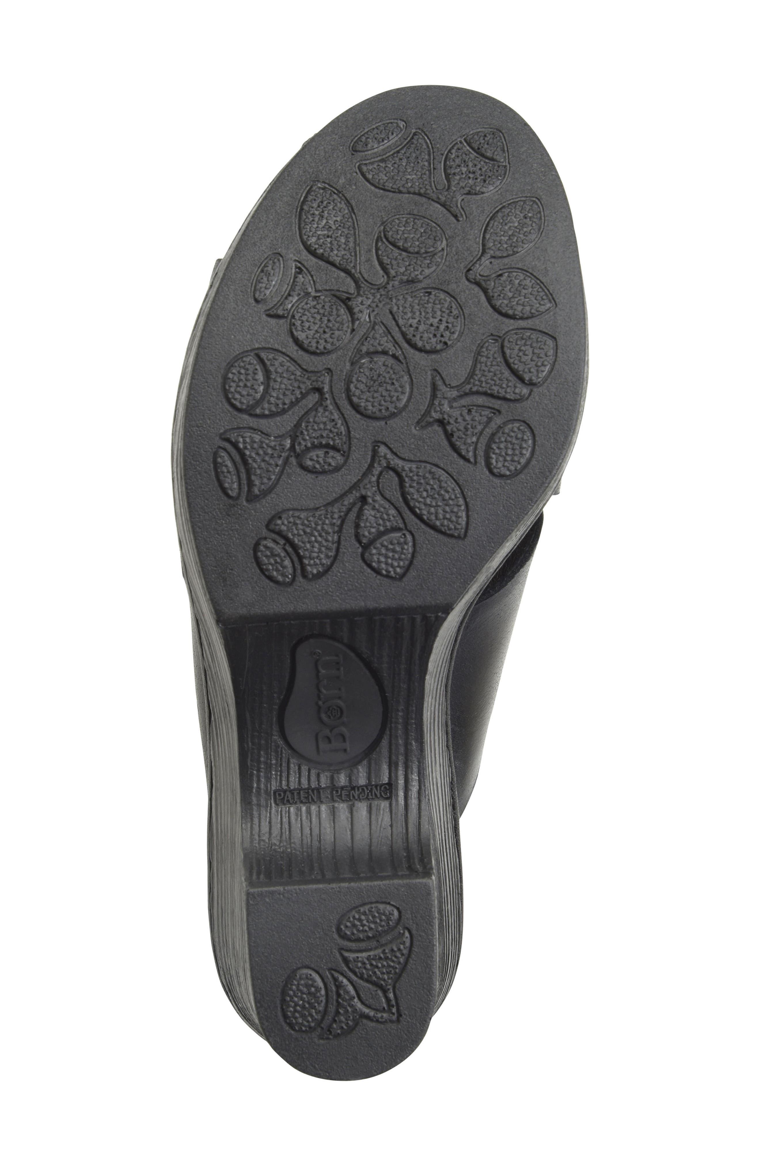 Coney Platform Sandal,                             Alternate thumbnail 6, color,                             001