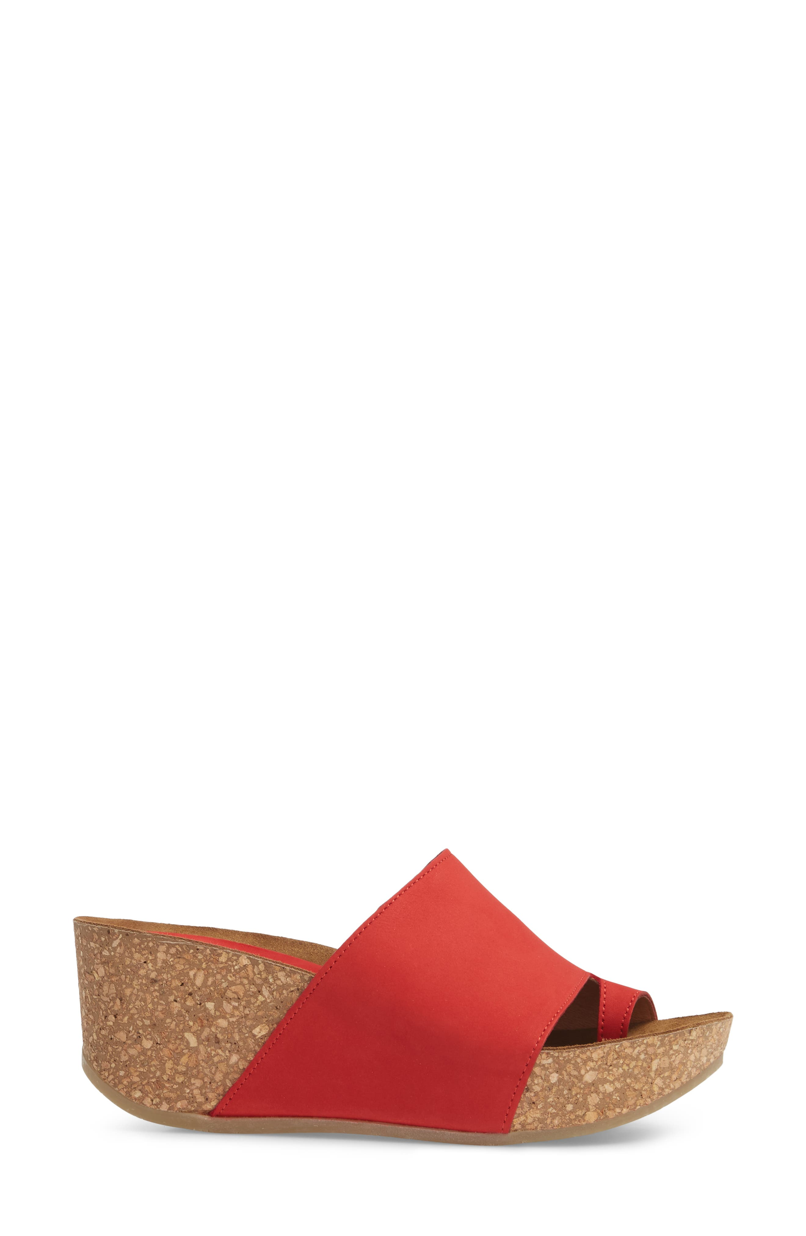 Donald J Pliner Ginie Platform Wedge Sandal,                             Alternate thumbnail 19, color,