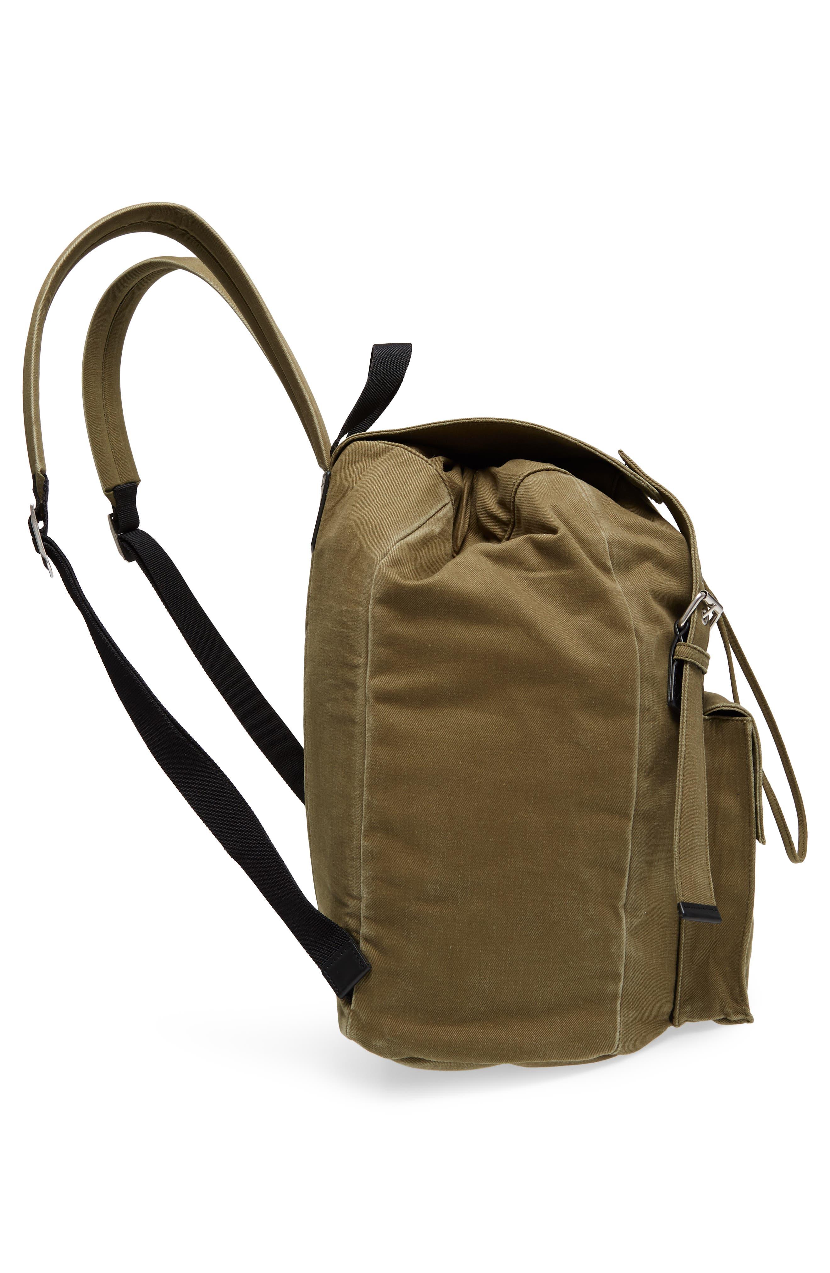 Noe Flap Backpack,                             Alternate thumbnail 5, color,                             300
