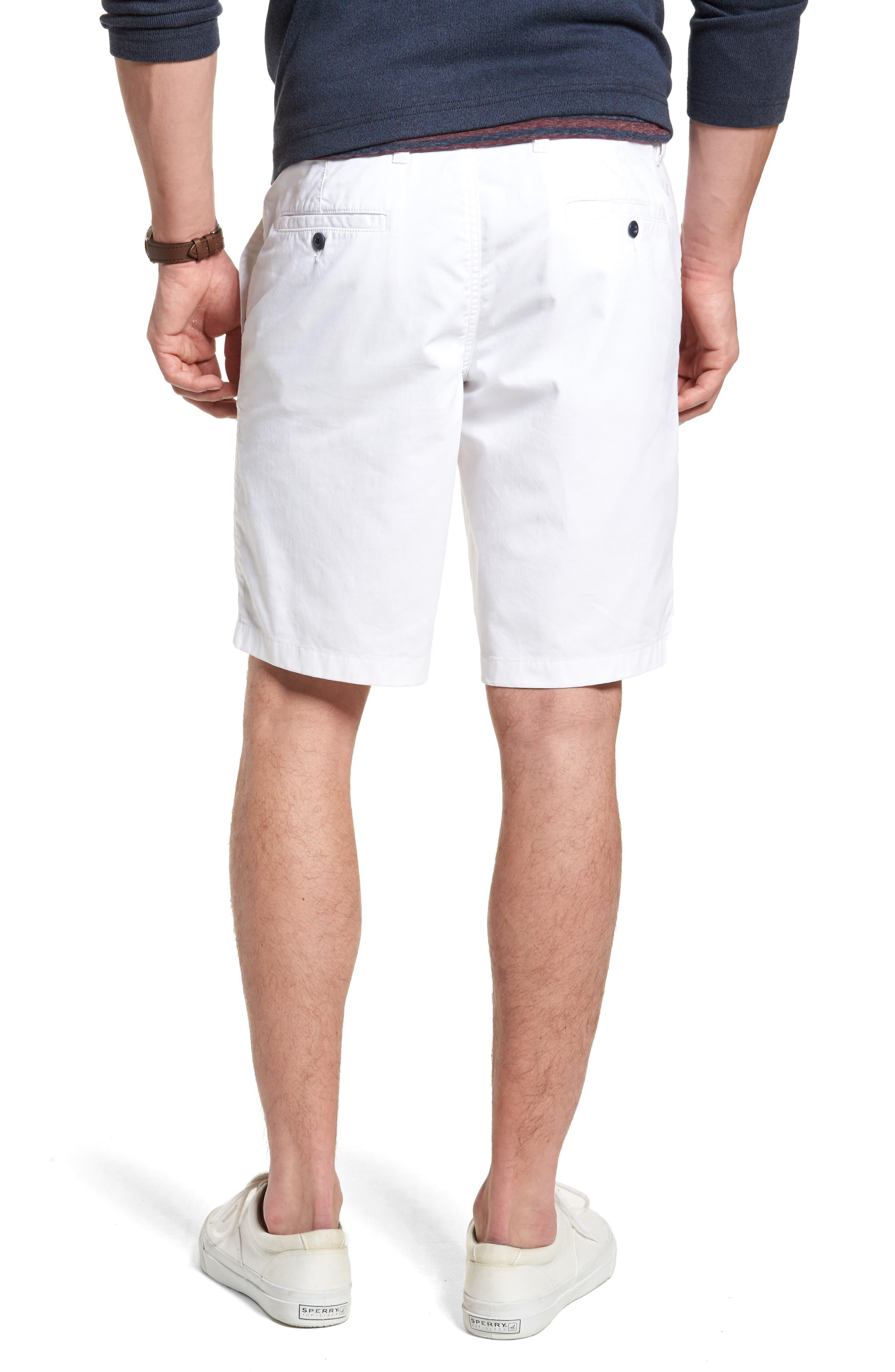 Ballard Slim Fit Stretch Chino 11-Inch Shorts,                             Alternate thumbnail 20, color,