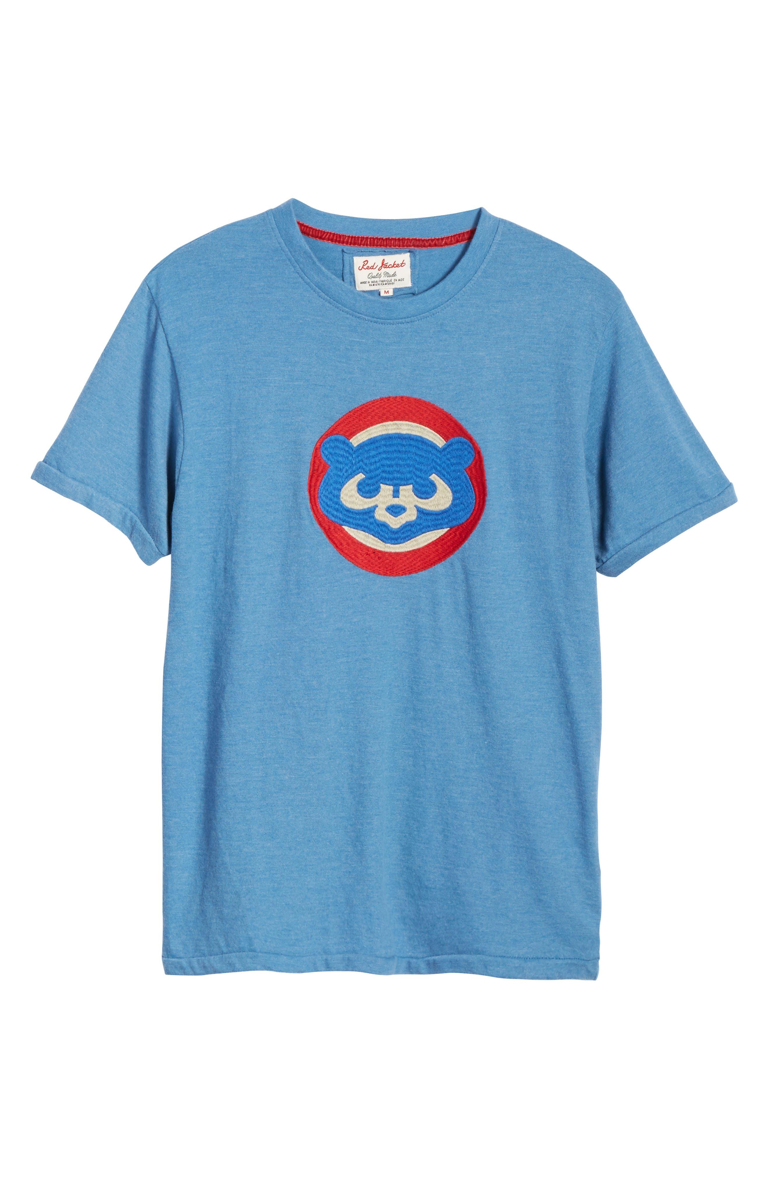 Hillwood Chicago Cubs T-Shirt,                             Alternate thumbnail 6, color,                             450